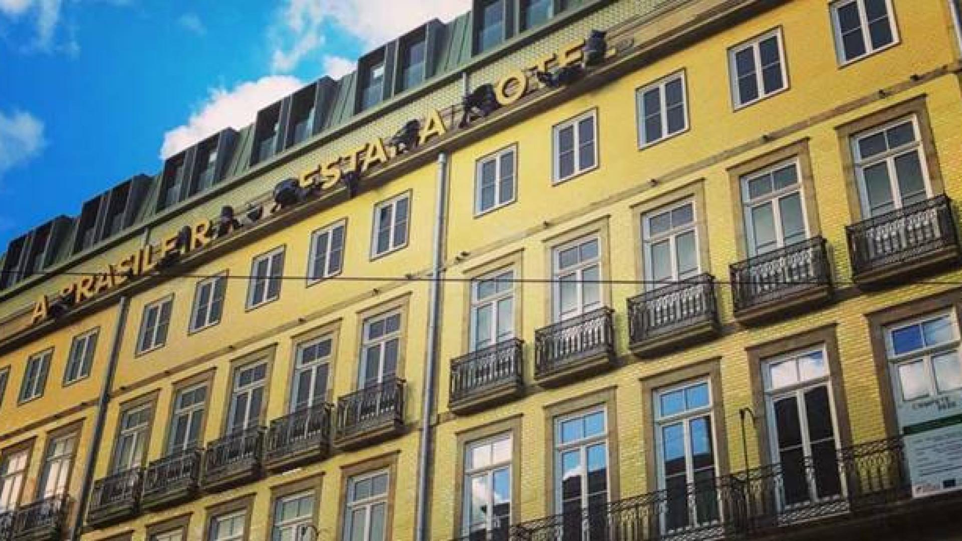 Pestana abre hotel de cinco estrelas no edifício 'A Brasileira' do Porto