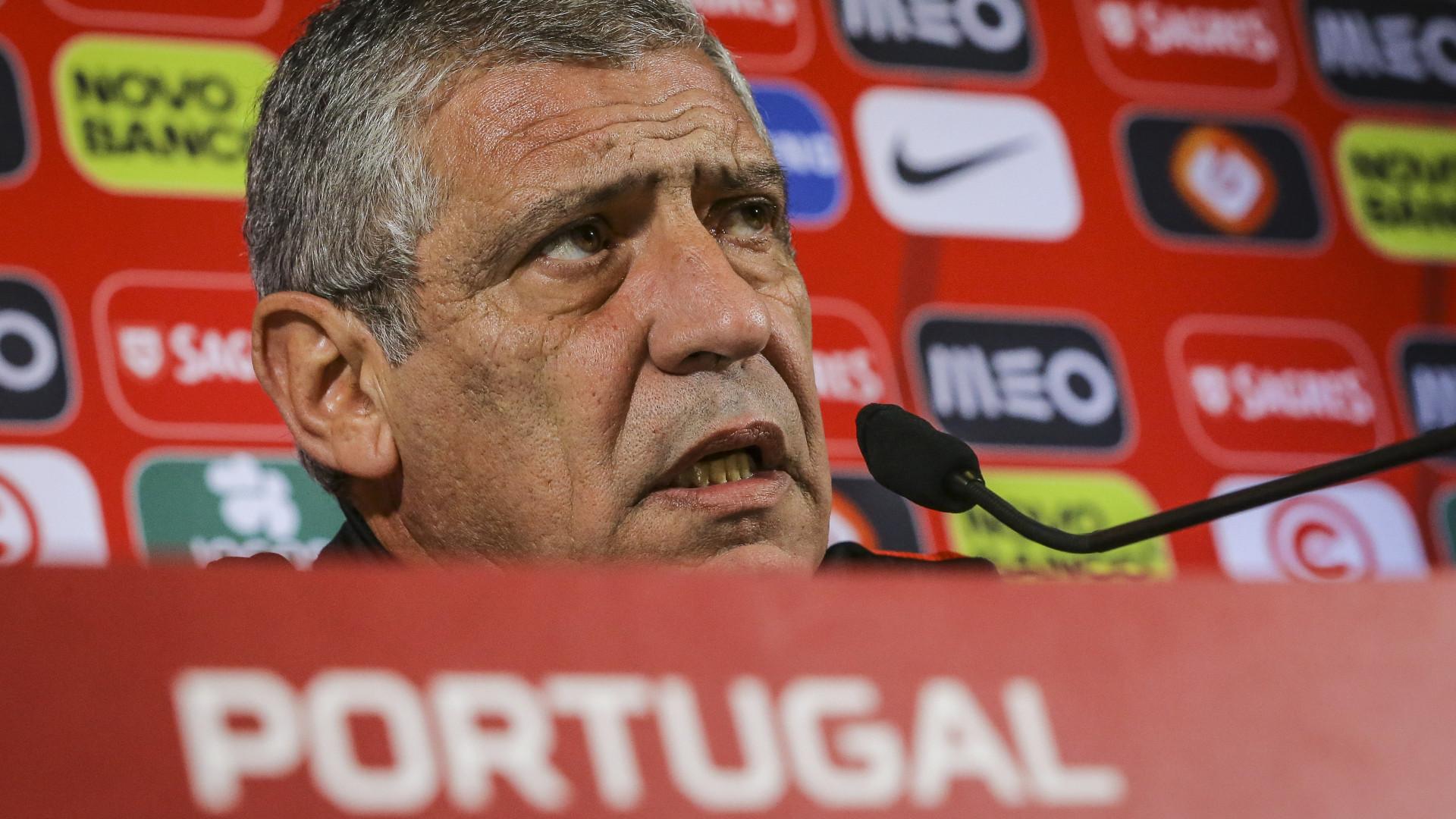 Rúben Dias e André Gomes entre os convocados de Fernando Santos