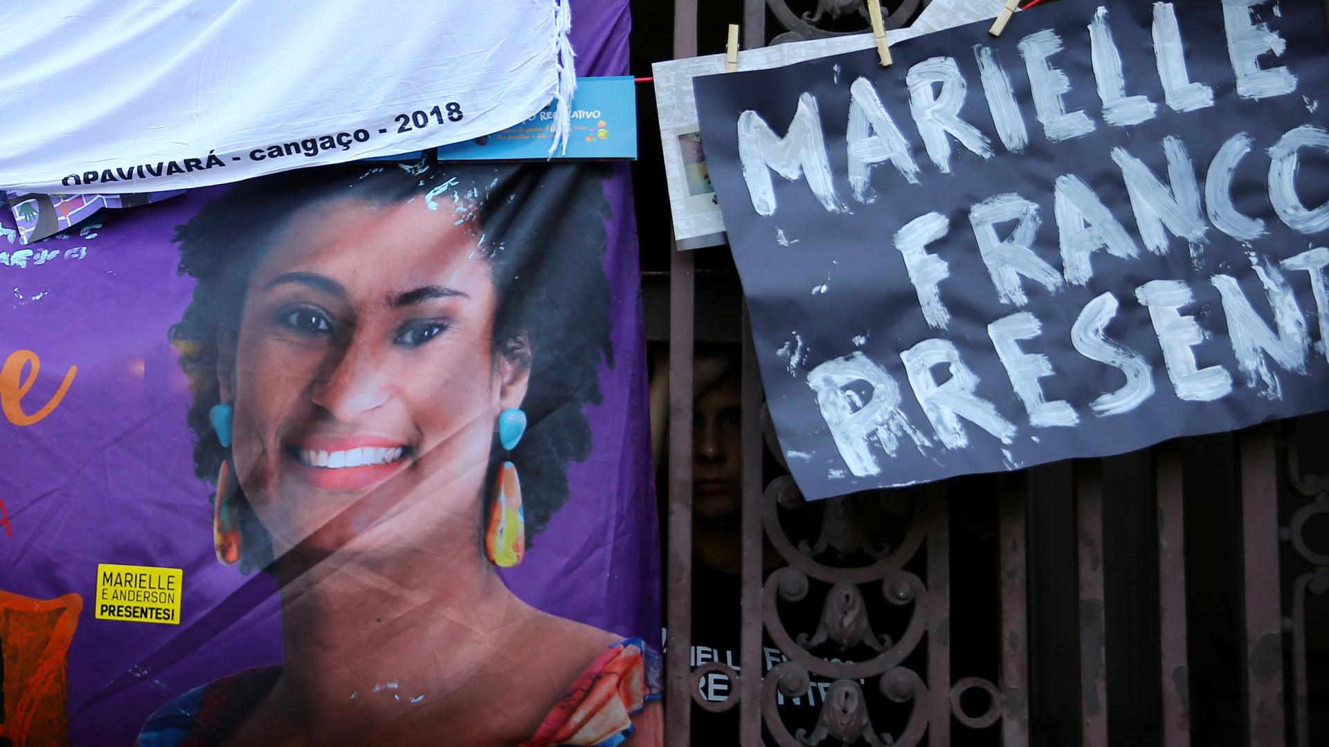 Polícia detém suspeitos de envolvimento no homicídio de Marielle Franco