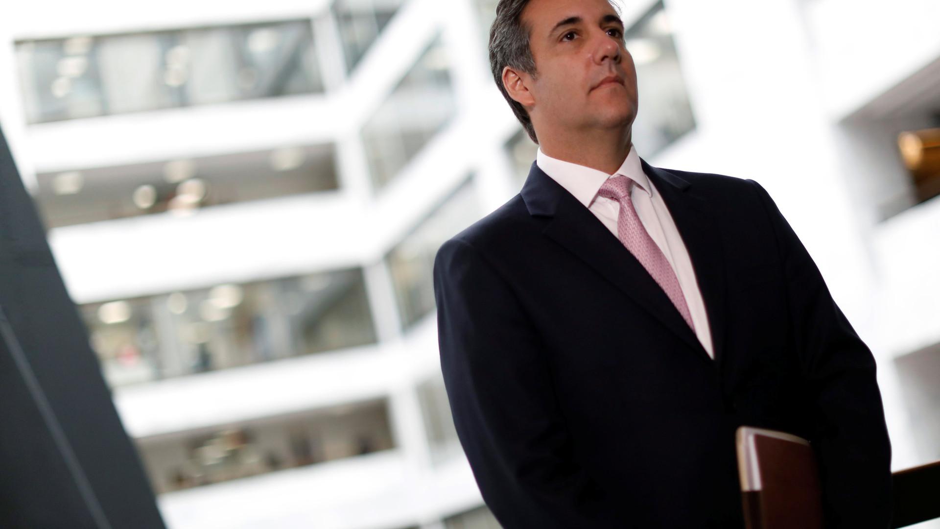 Tribunal rejeita pedido para impedir análise aos documentos de Cohen