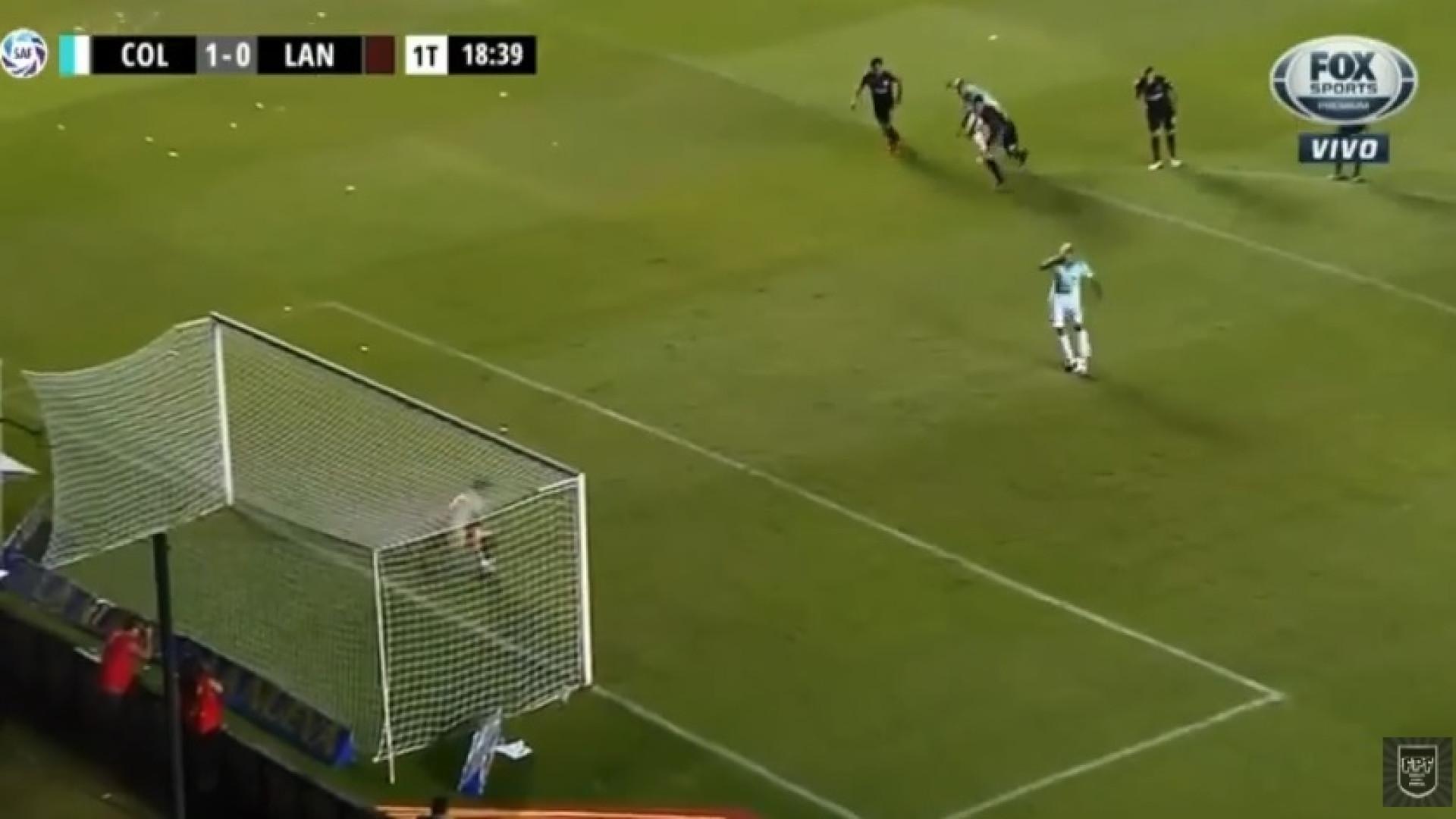 A noite agridoce de Alan Ruiz: Estreou-se a marcar, mas perdeu