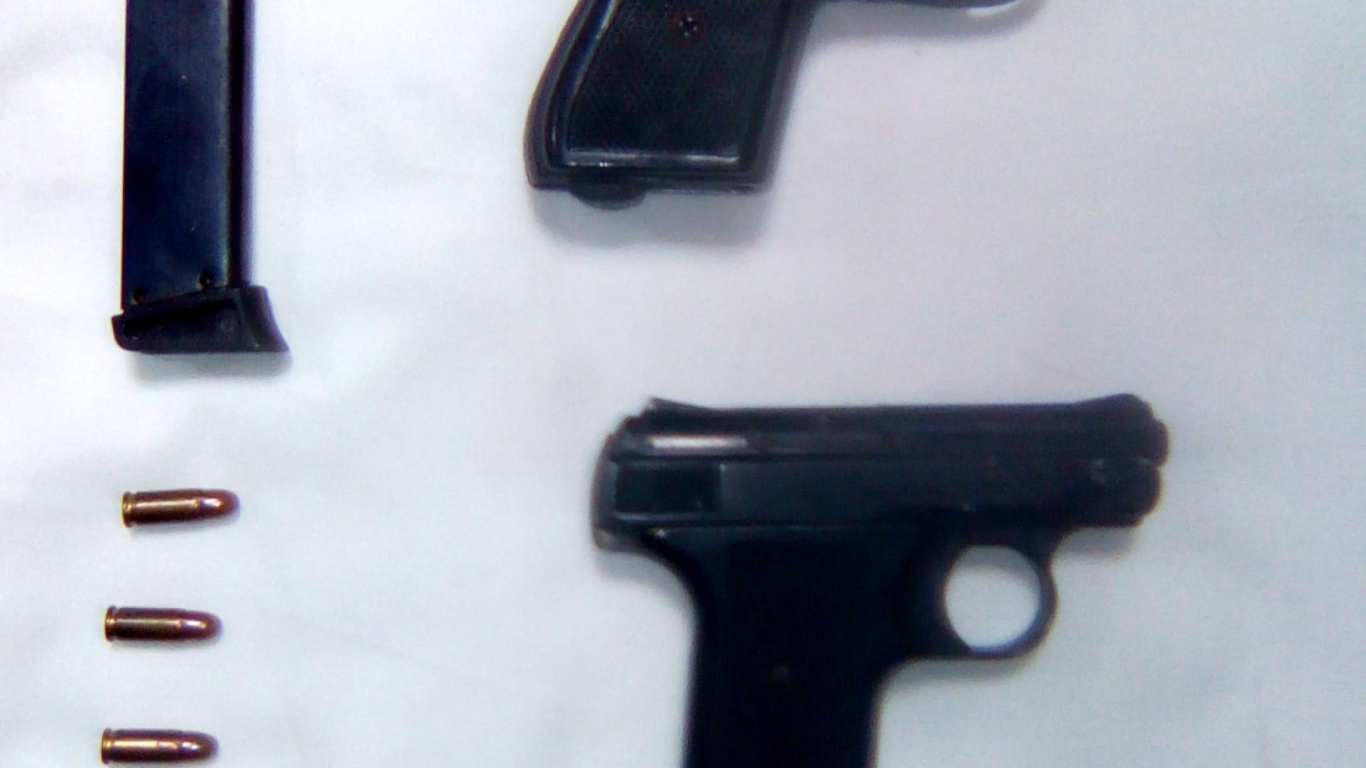 Usou armas para ameaçar e acabou detido pela PSP
