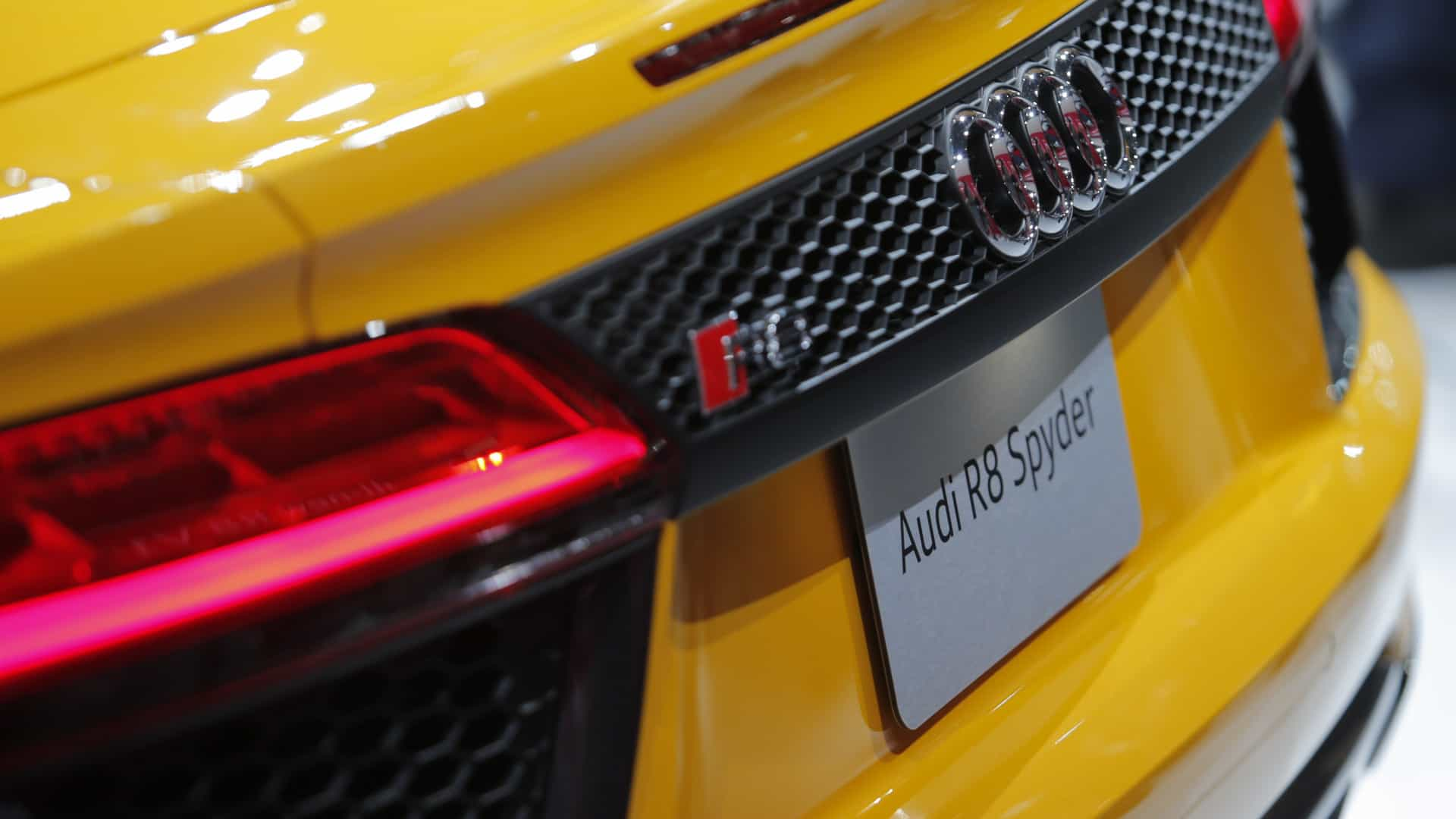 Sabia que o atual Audi R8 poderá ser o último?