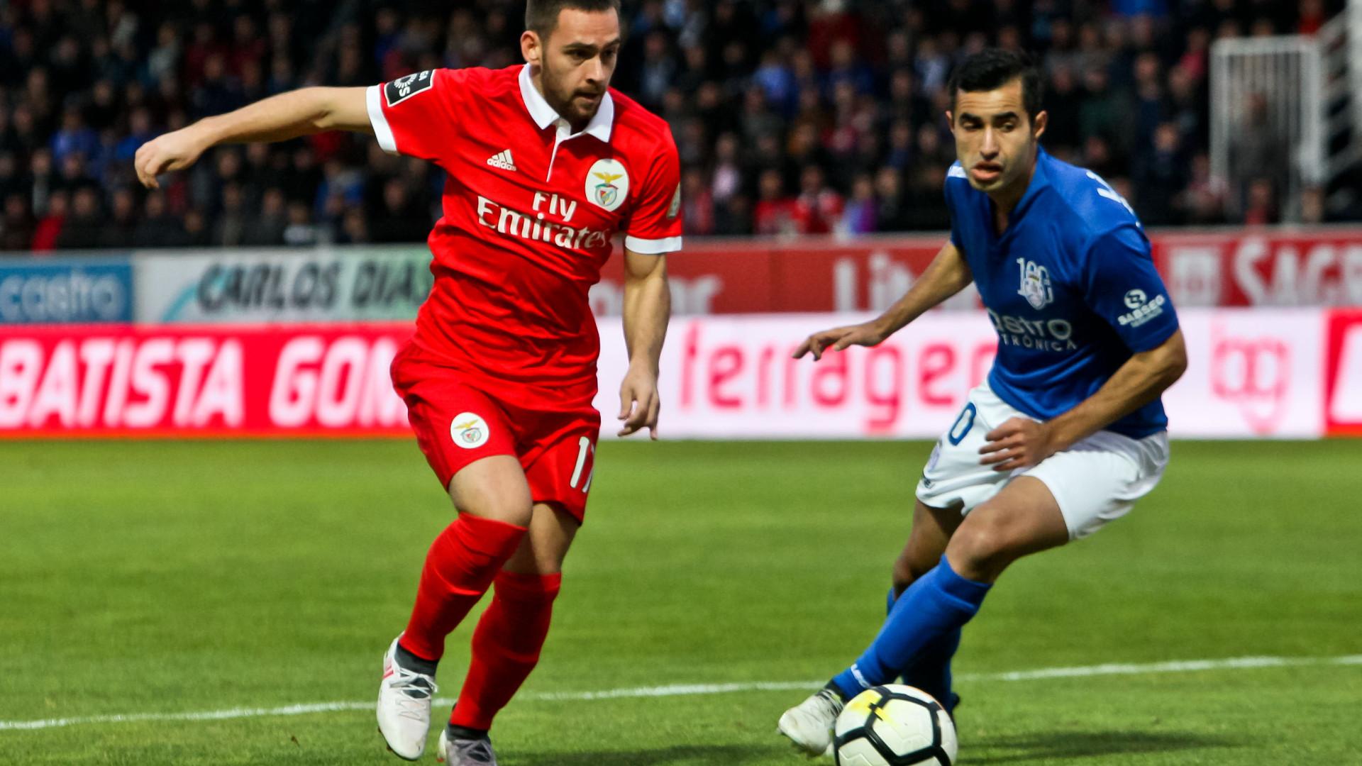 Zivkovic pode estar de saída do Benfica