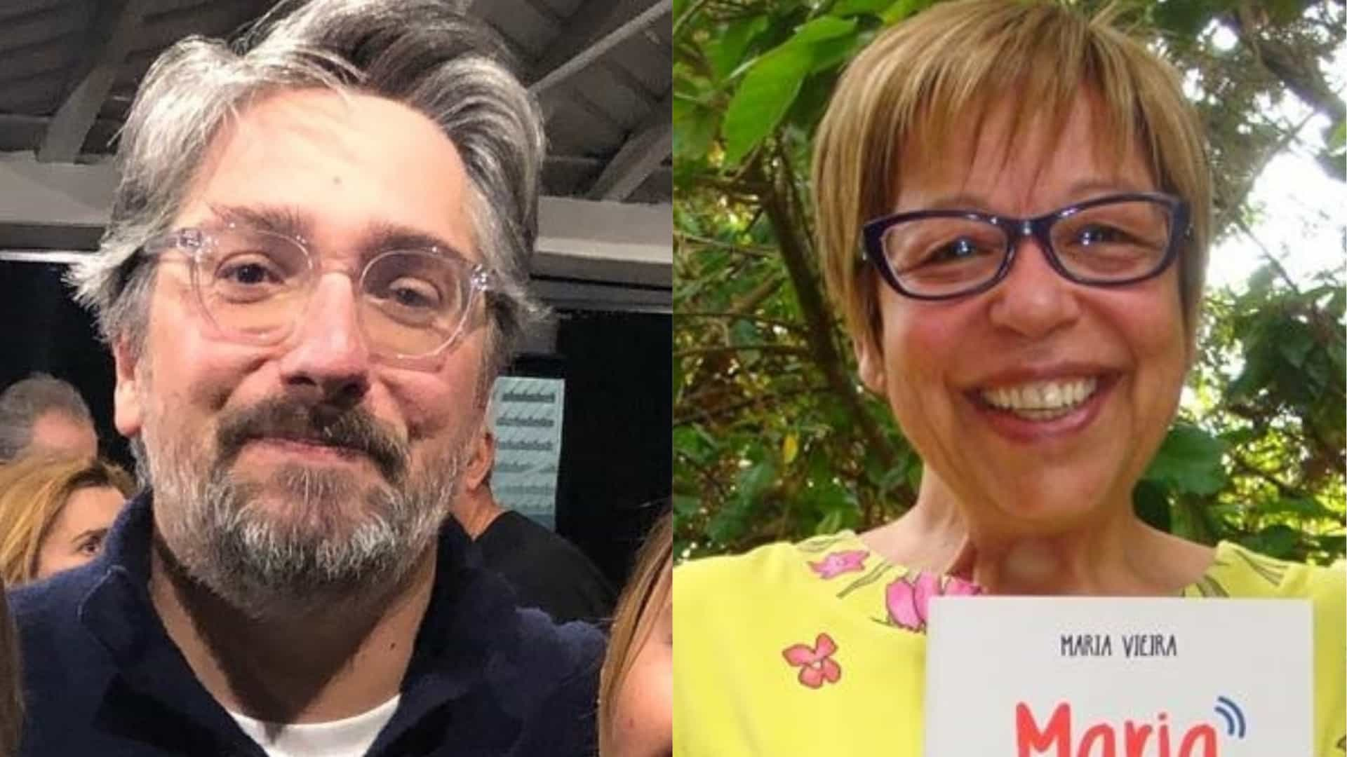 """Nuno Markl revoltado com a maldade de Maria Vieira: """"Ela não era isto"""""""