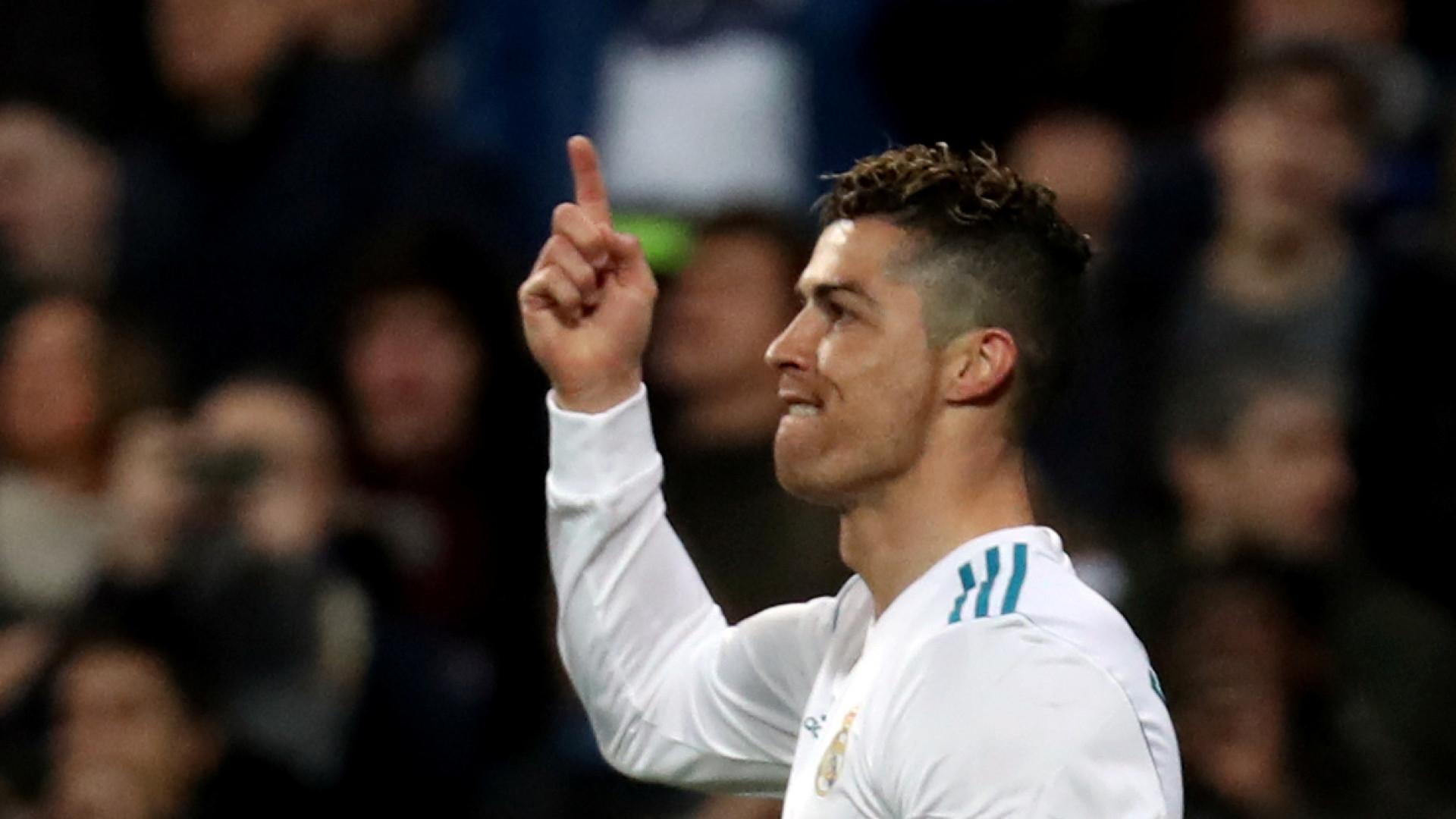ESPN: Cristiano Ronaldo volta a bater Messi em ranking mundial
