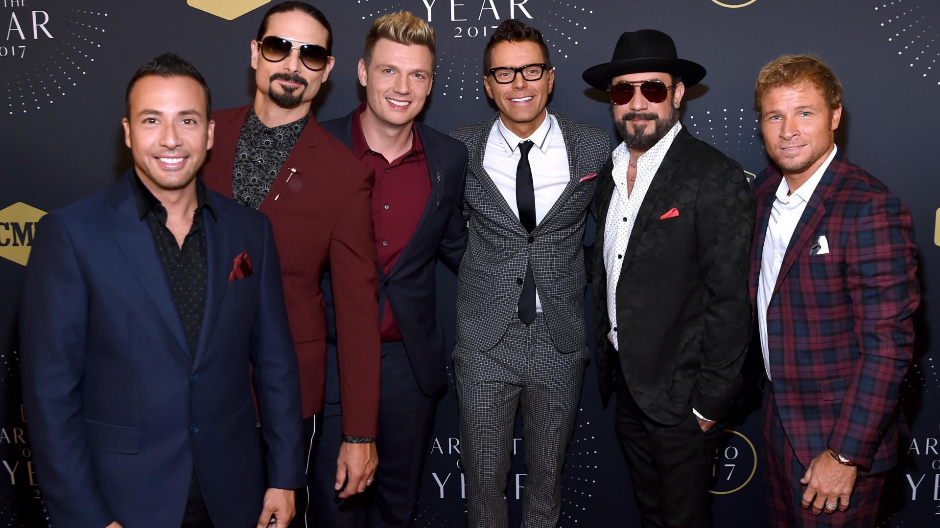 Cheira a 90's. Backstreet Boys regressam com nova música e... coreografia