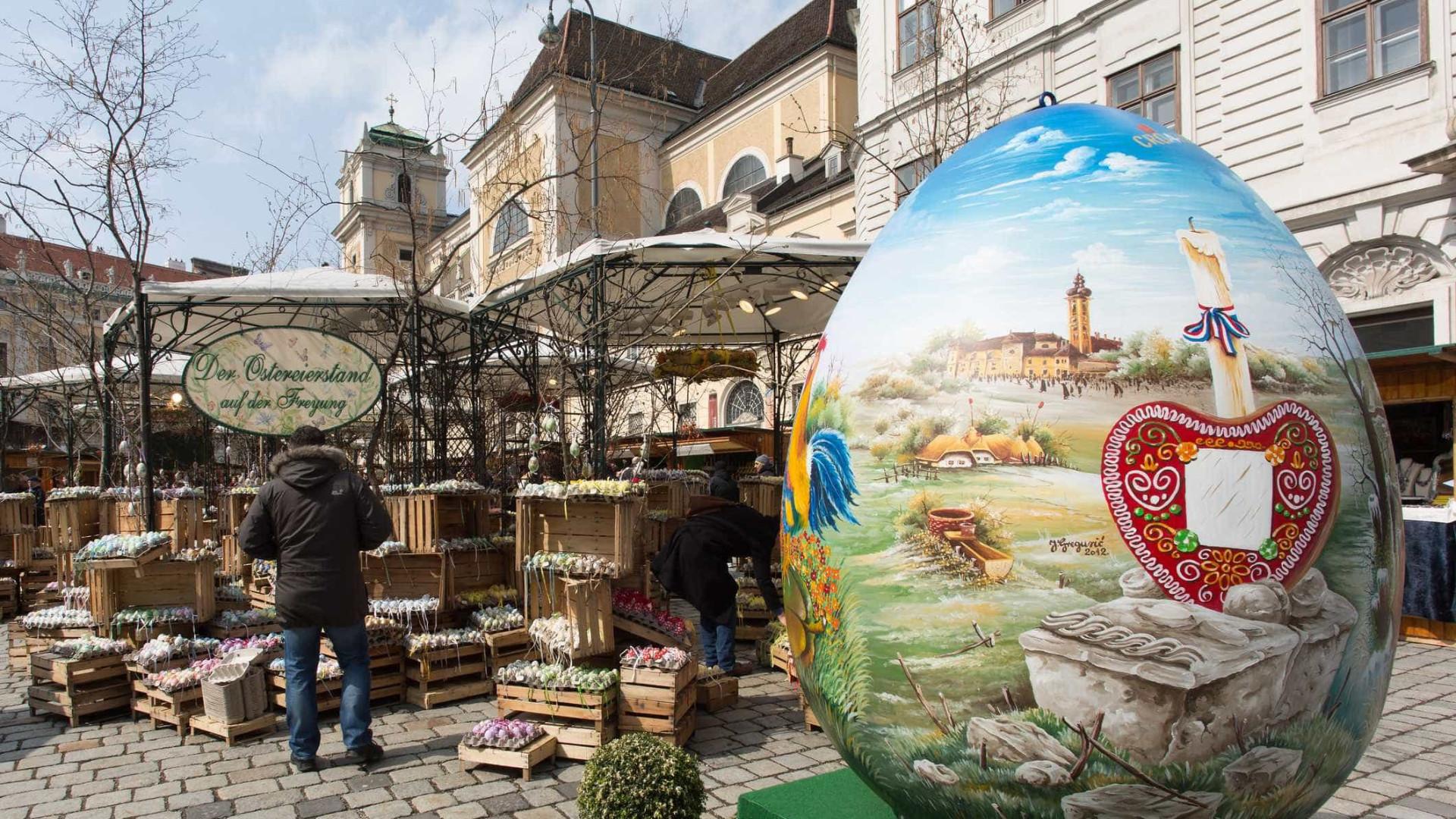 Conheça os melhores destinos europeus para passar a Páscoa