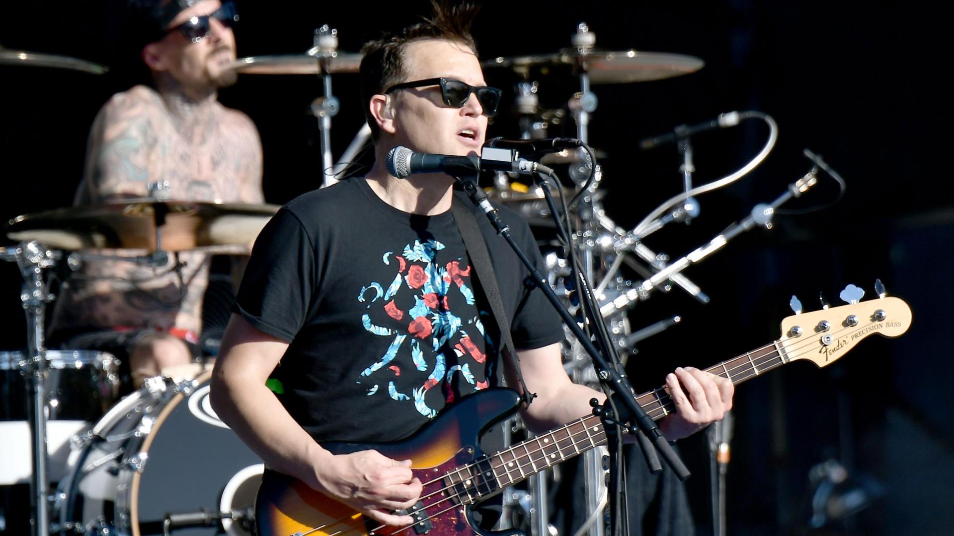Blink 182 montam 'residência' em Las Vegas para série de concertos