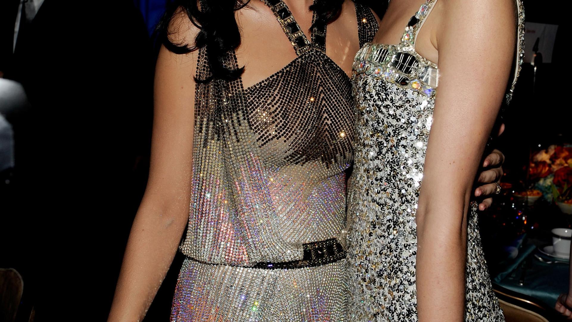 Katy Perry mostra fair play no American Idol