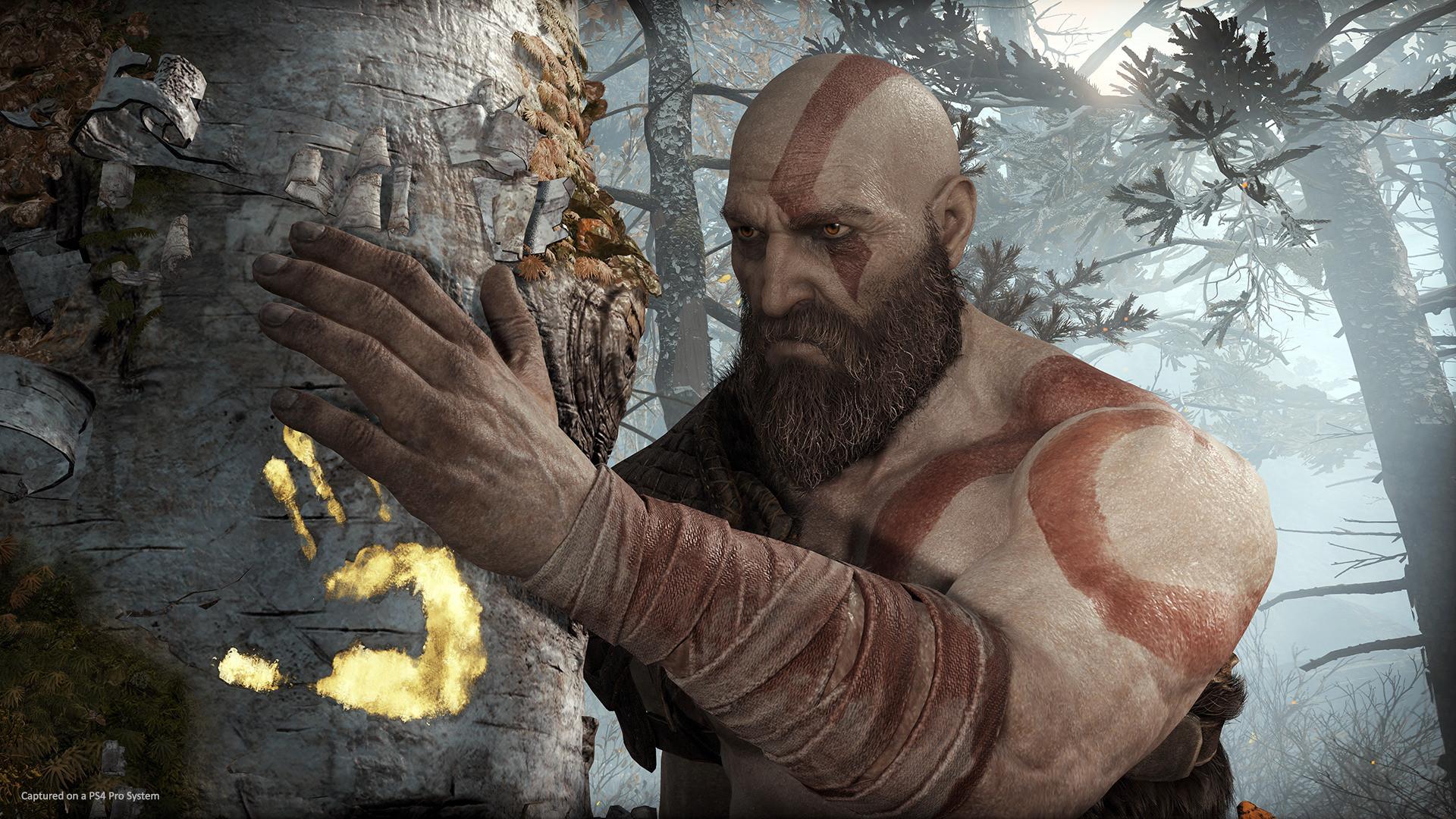 Menos visceral, novo God Of War aposta em combate estratégico