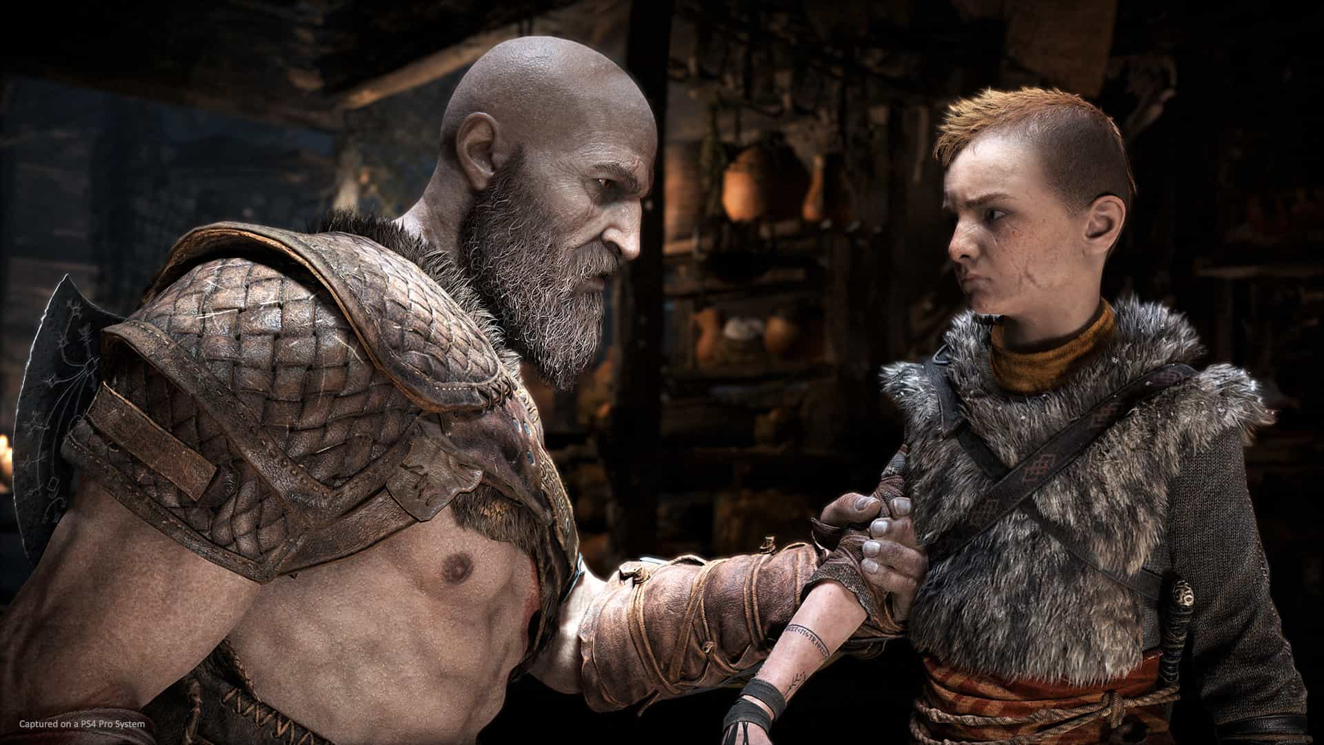 Novo vídeo de God of War destaca o sistema de progressão