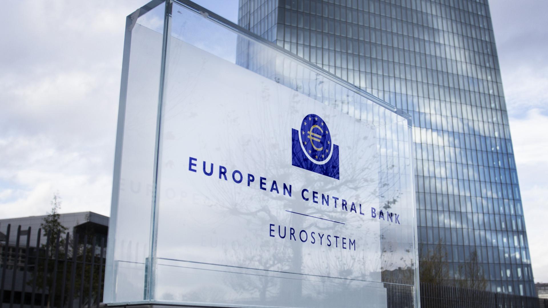 BCE vai manter taxas nos níveis atuais pelo menos até ao verão de 2019