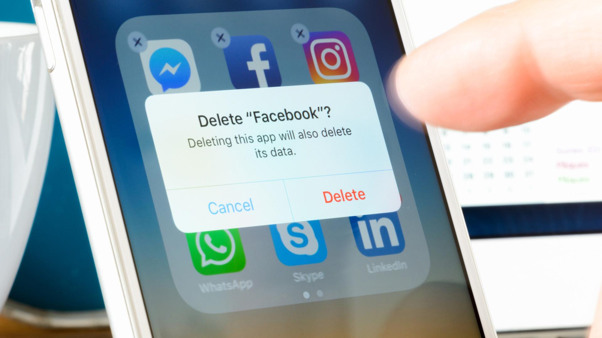 Se não quiser eliminar o Facebook, estes são os passos para o proteger