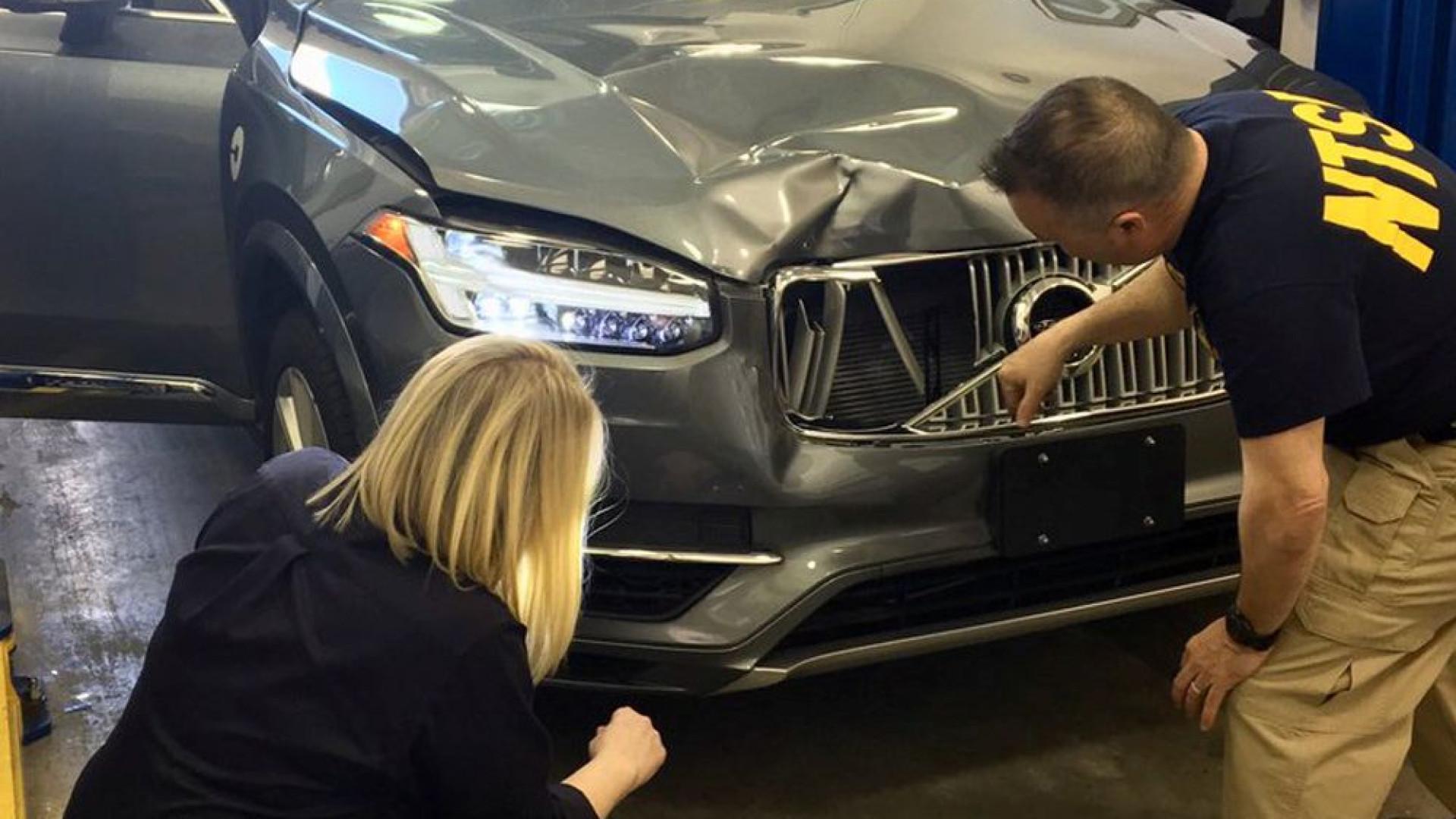 Acidente mortal levou à suspensão de vários projetos de condução autónoma