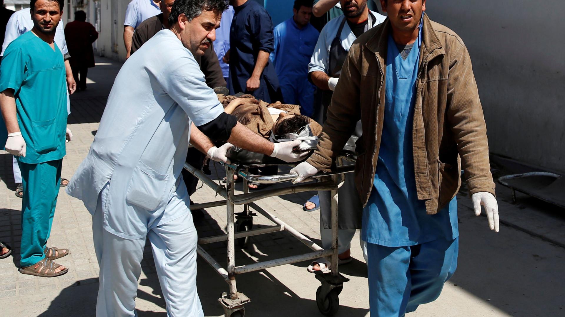 Estado Islâmico reivindica atentado na capital do Afeganistão