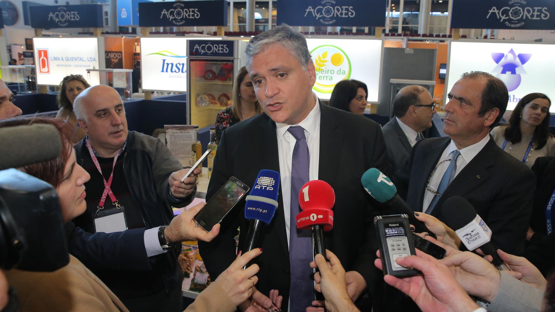 Vasco Cordeiro pede transparência em relação à contaminação das Lajes
