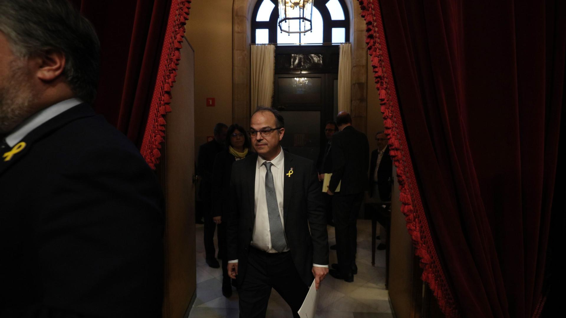 Supremo espanhol decide se candidato à presidência regressa à prisão