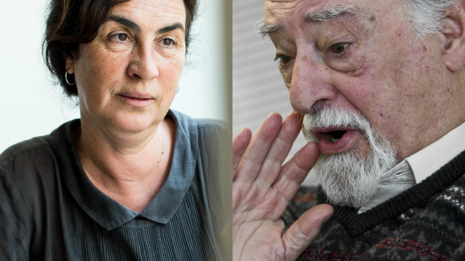 Os poemas dos D.A.M.A pela voz de Ruy de Carvalho e Rita Blanco