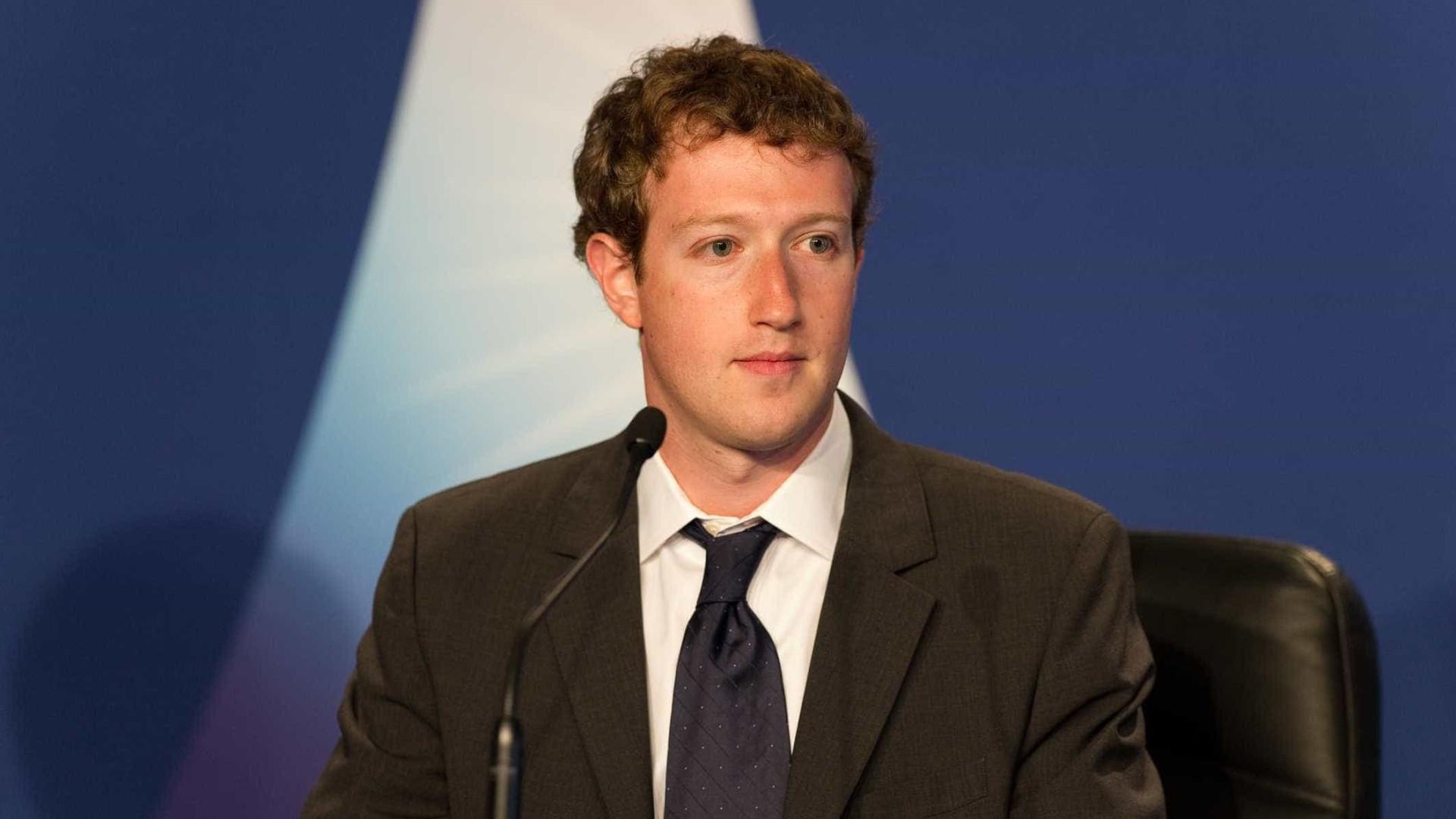 """Facebook tentou calar jornalistas. """"Não foi uma decisão sábia"""""""