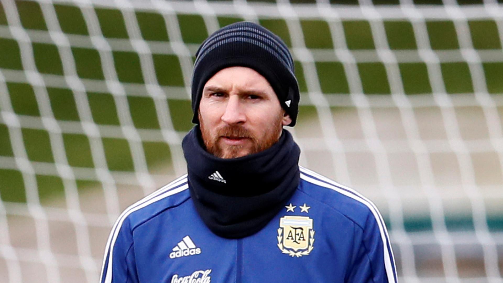 Valverde quer poupar Messi por seu