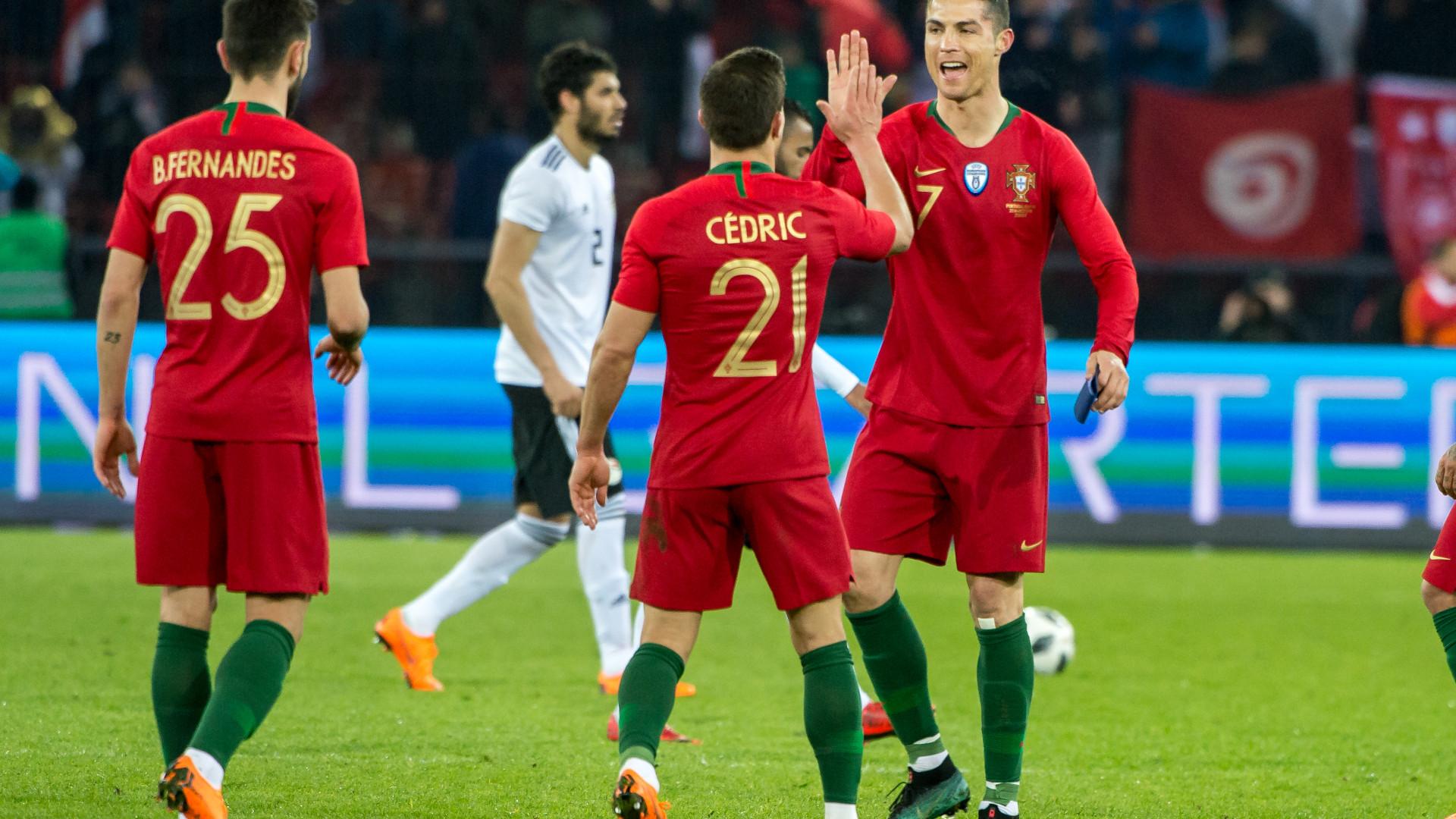 Imprensa internacional presta 'vassalagem' a Cristiano Ronaldo