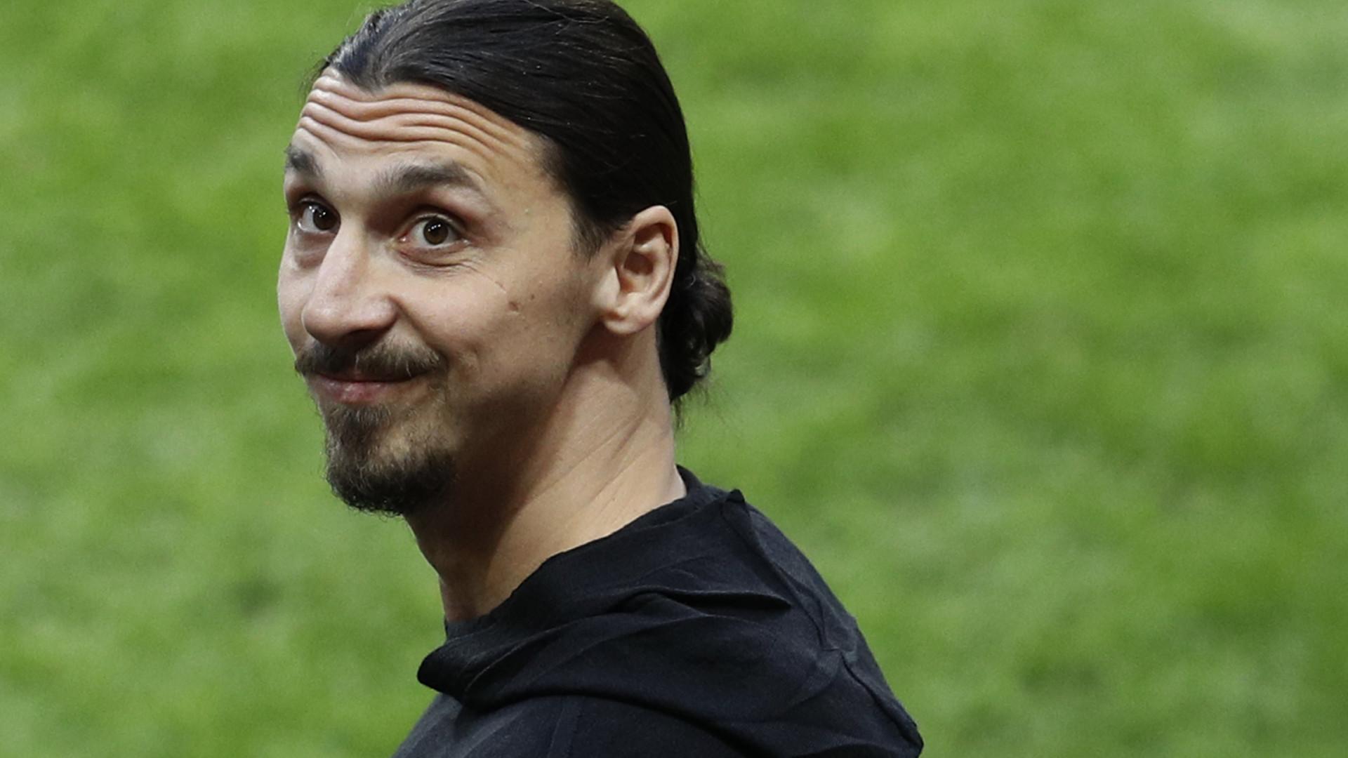 Ibra não vai para Copa do Mundo, federação da Suécia confirma