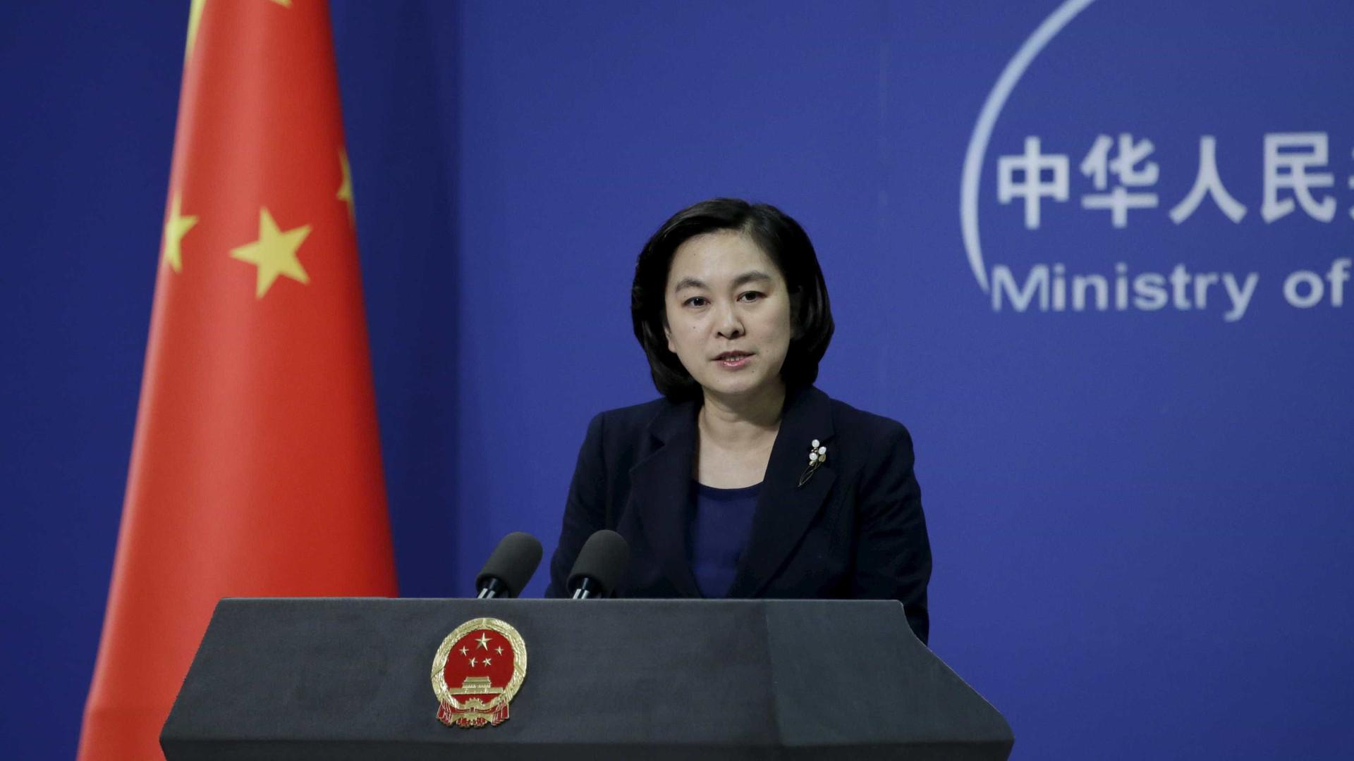 China lembra lições da invasão do Iraque em referência a ataque de sábado