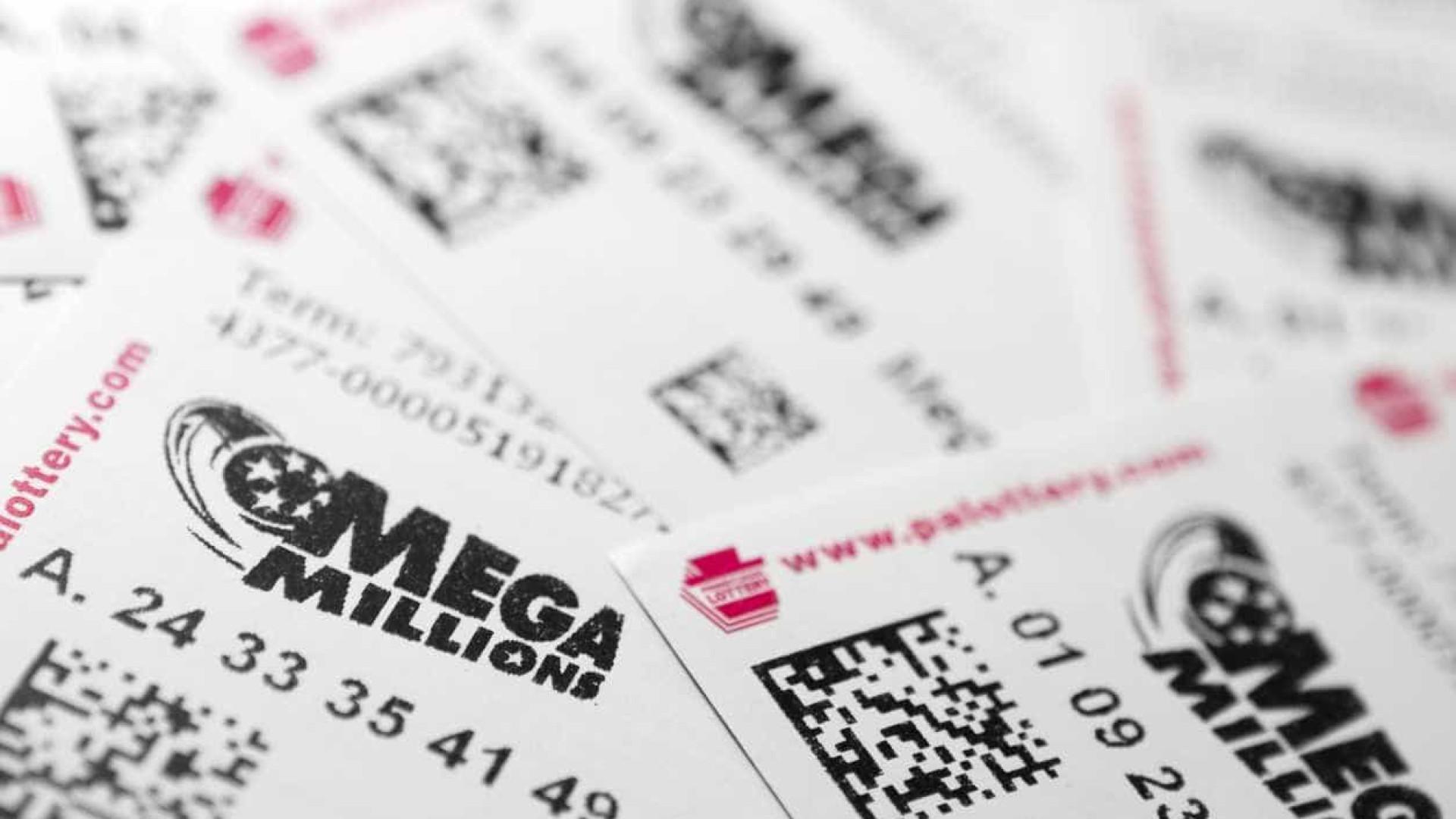Prémio da lotaria dos EUA bate recorde mundial. Sobe para 1,4 mil milhões