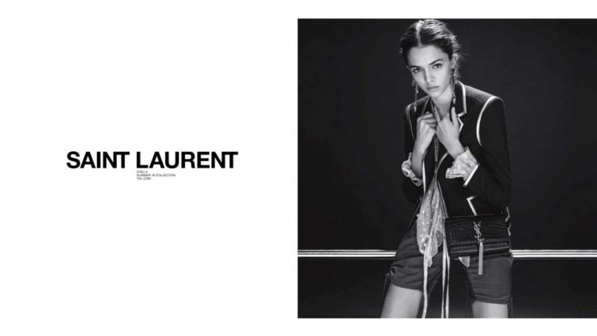 Maria Miguel, a modelo lusa que conquistou Yves Saint Laurent e Chanel