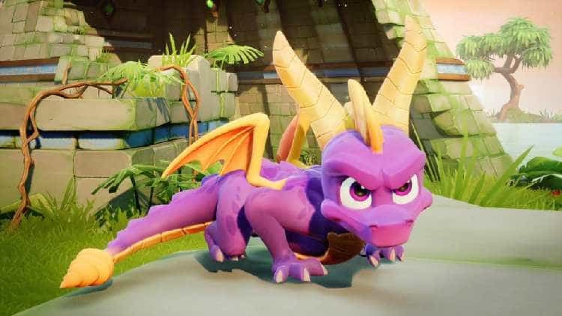 Pronto para a nostalgia? 'Spyro Reignited Trilogy' está quase a chegar