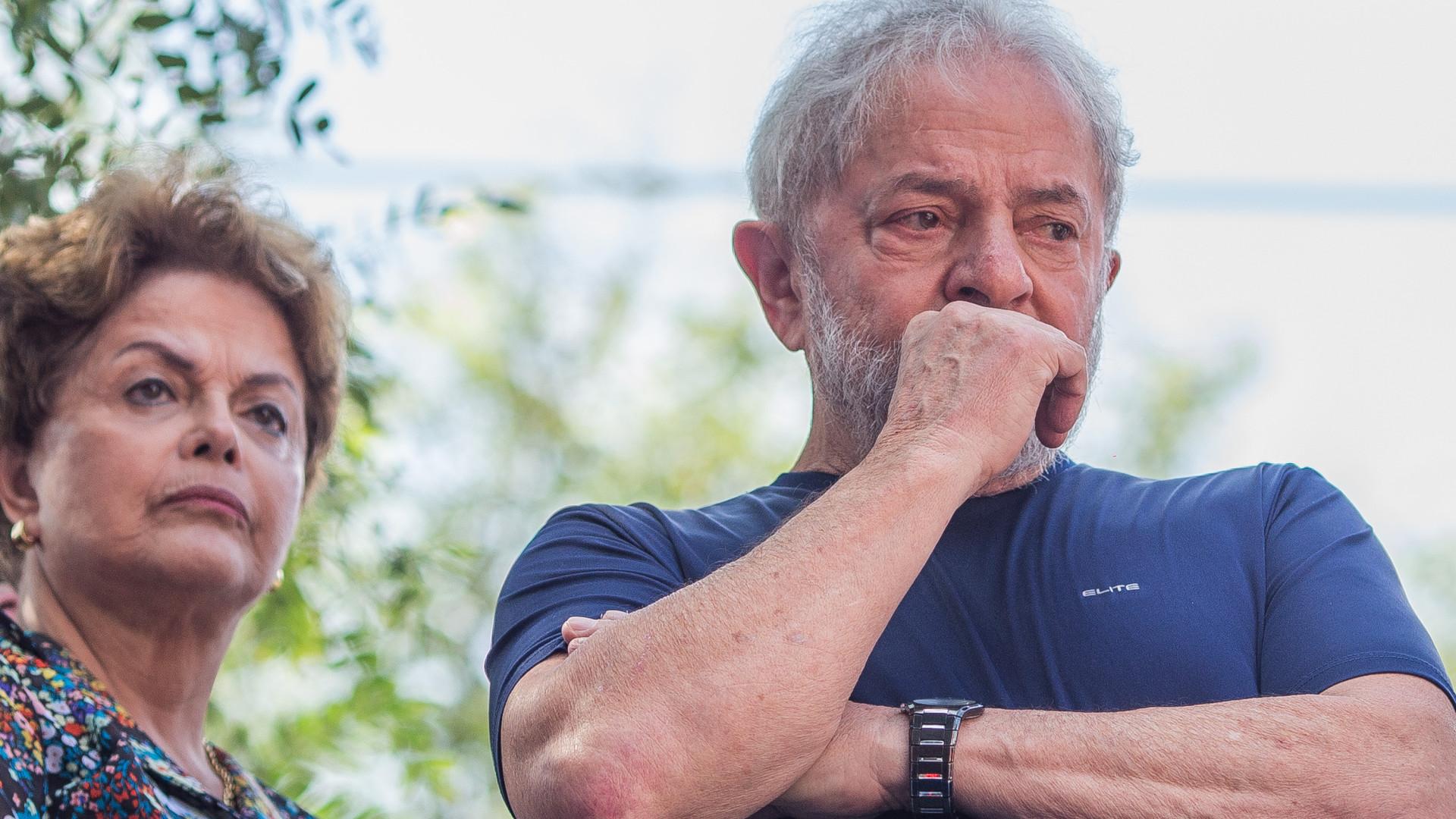 Defesa pede a Supremo do Brasil prisão domiciliária para Lula da Silva