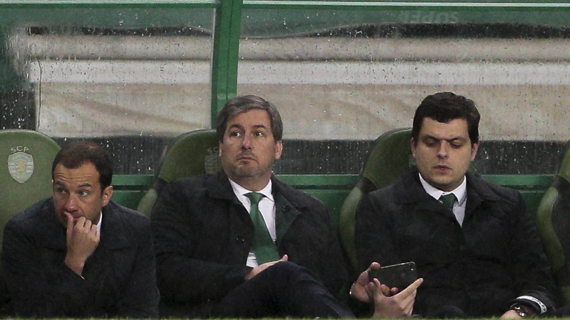 André Geraldes: Afinal, quem é o braço direito de Bruno de Carvalho?