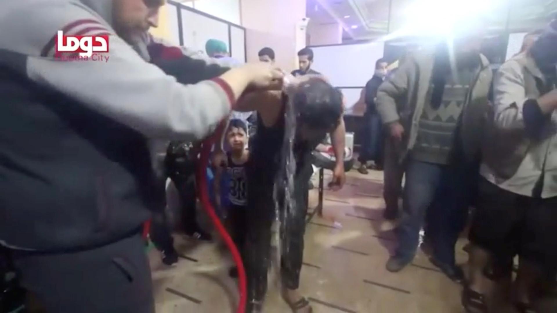 Damasco convida OPAQ para investigar alegado ataque com armas químicas