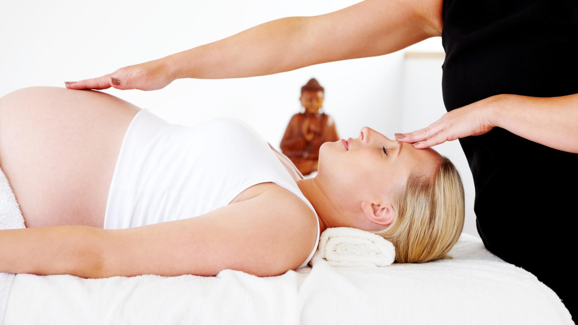 massage for gravide