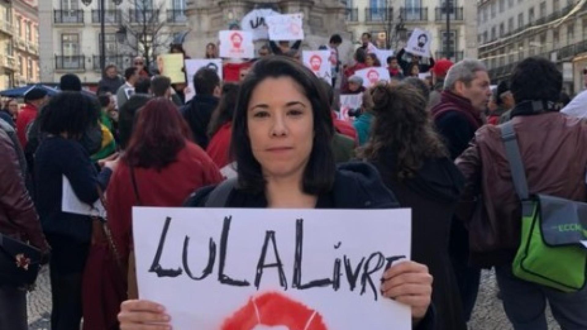 Deputados do Bloco (e não só) unidos na causa. Querem Lula livre