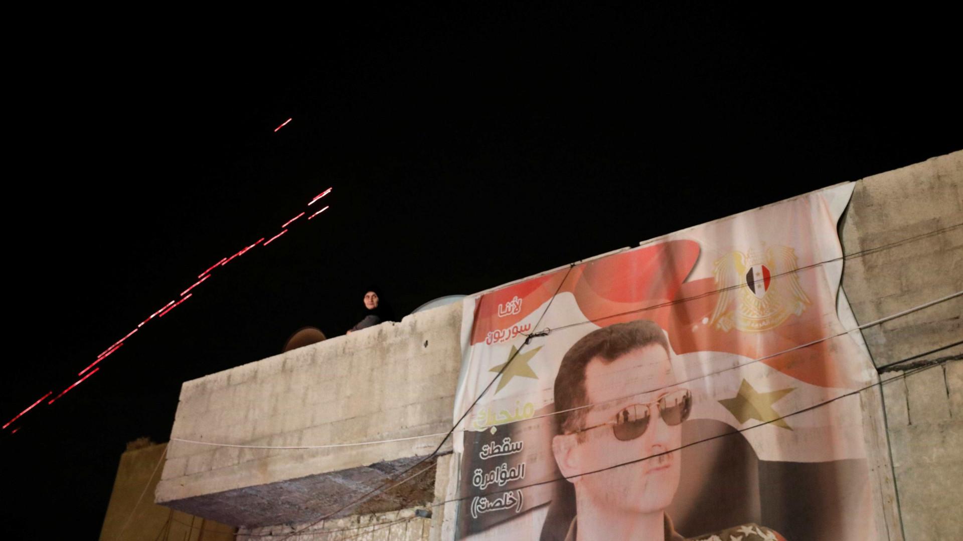 Síria e aliados em alerta perante iminência de ataque militar dos EUA