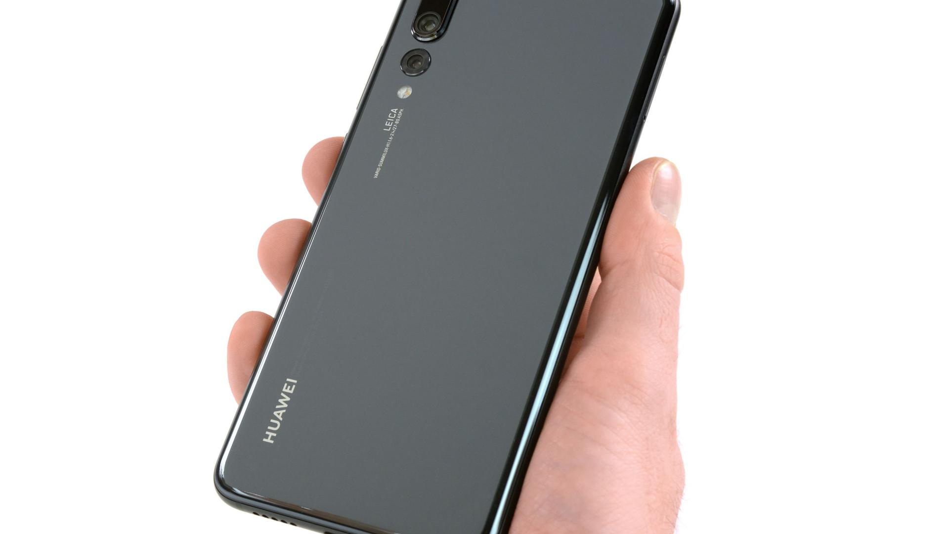 A Huawei quer lançar o seu primeiro smartphone 5G em 2019