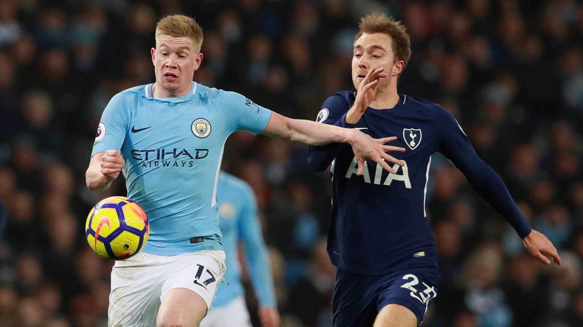 Premier League: Confira os resultados e marcadores da 34.ª jornada
