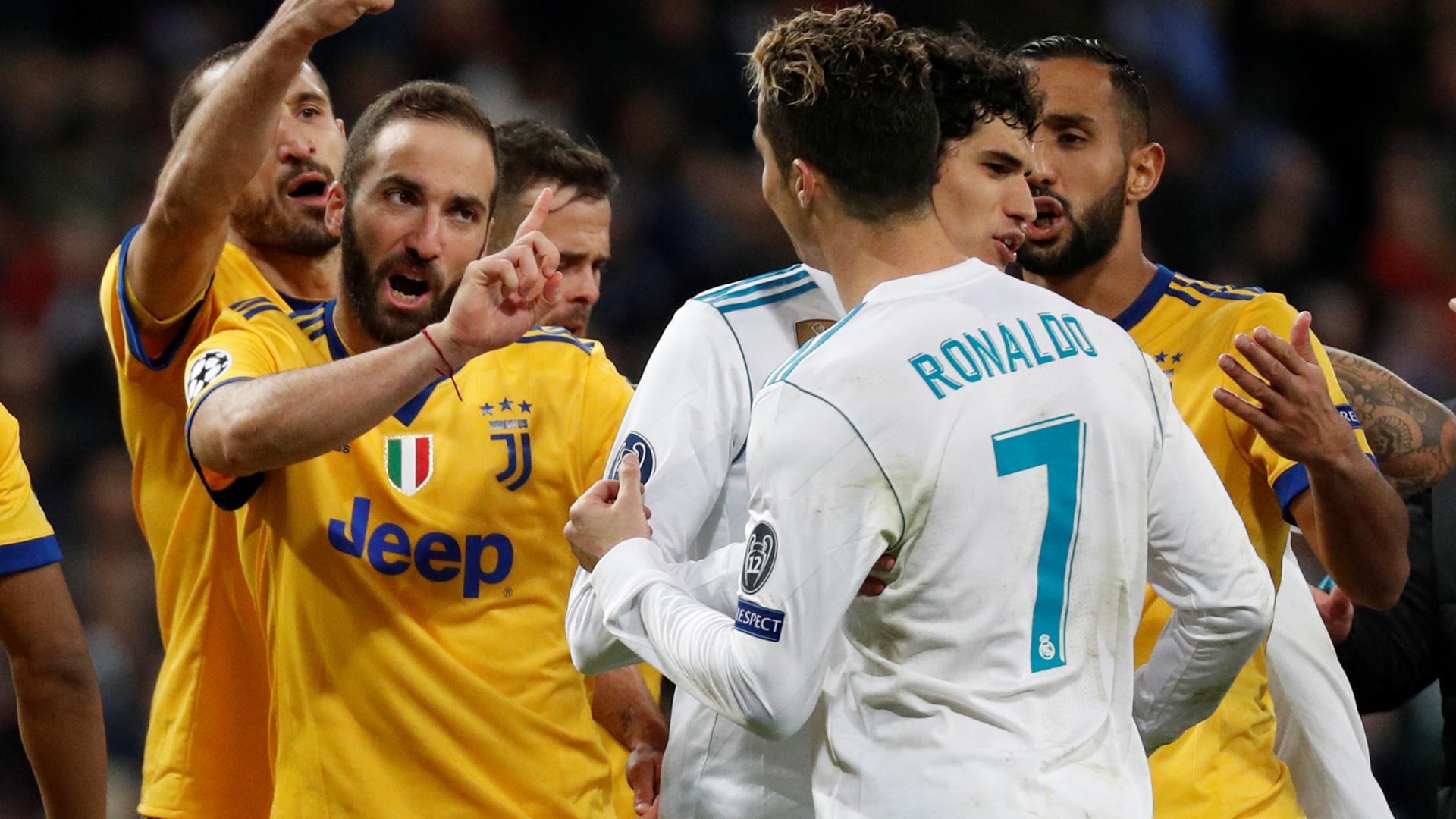 Ronaldo admite.