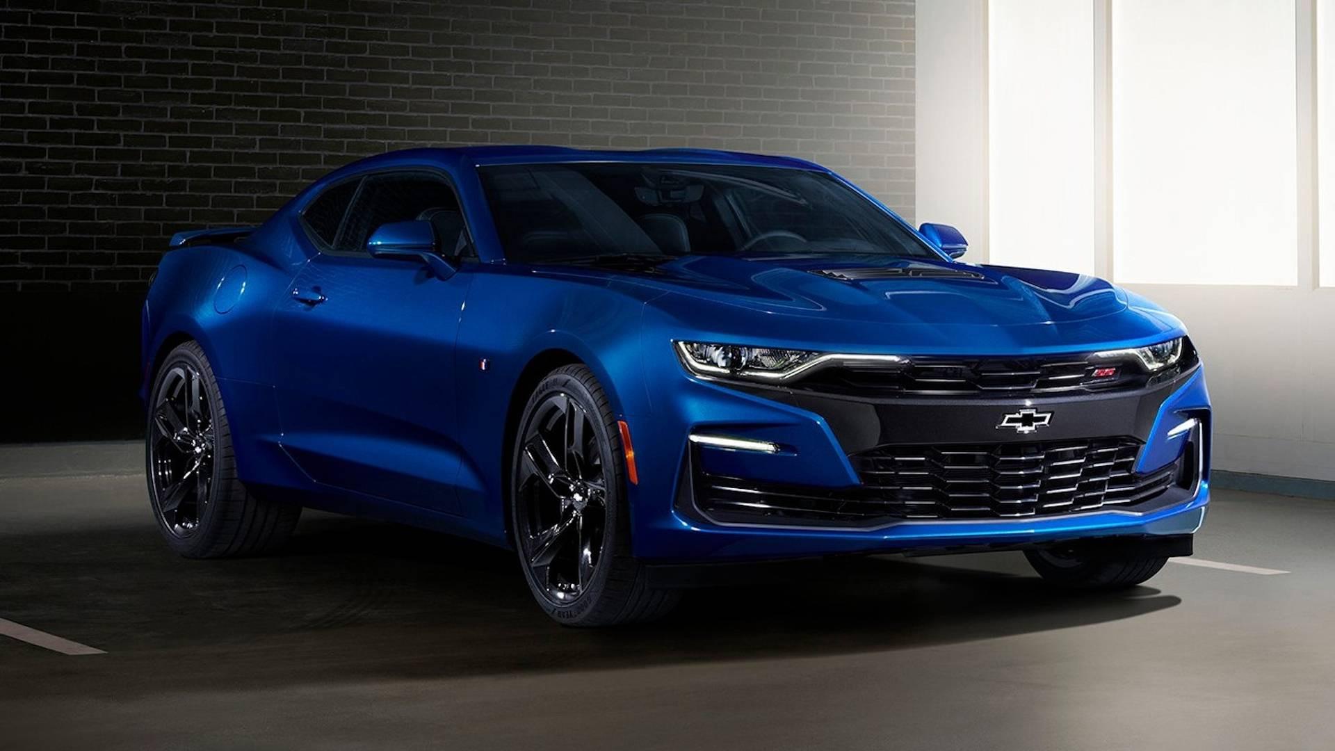 Chevrolet anunciou a nova linha desportiva do Camaro