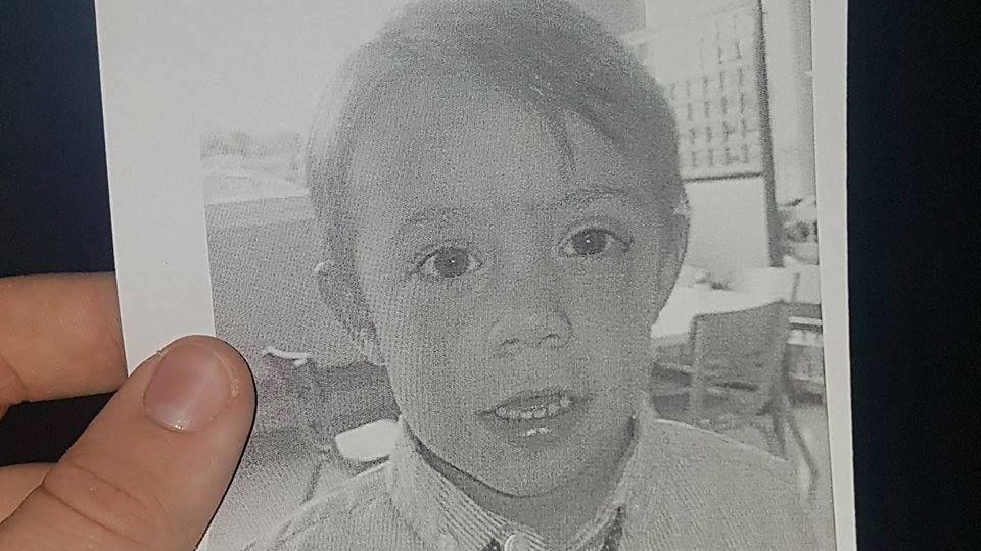 Menino de três anos está desaparecido em França