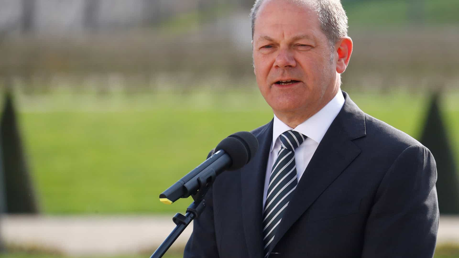 Ministro alemão defende criação de seguro de desemprego europeu