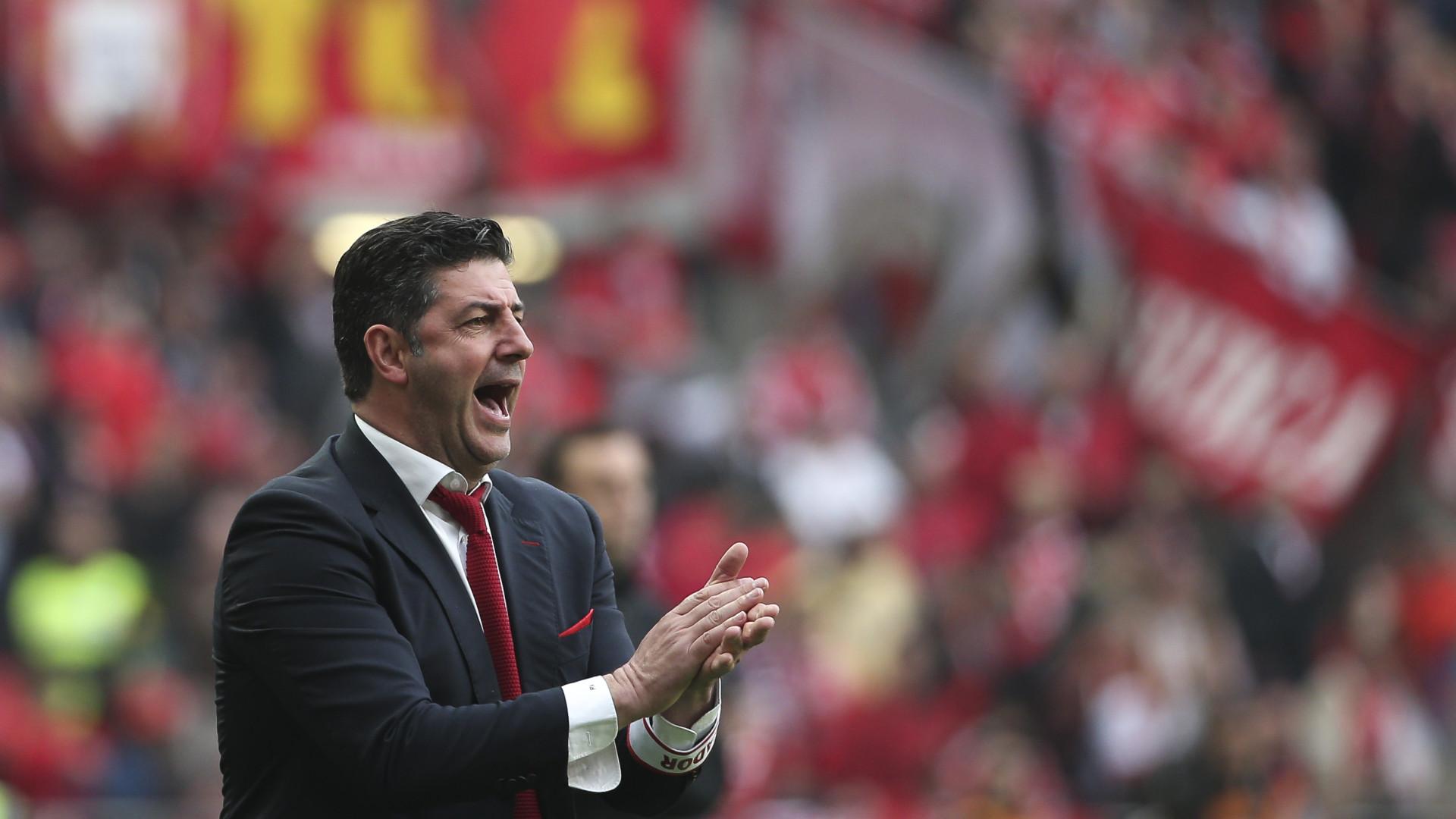 """""""O empate acho que seria mais justo, mas o FC Porto acabou por marcar"""""""