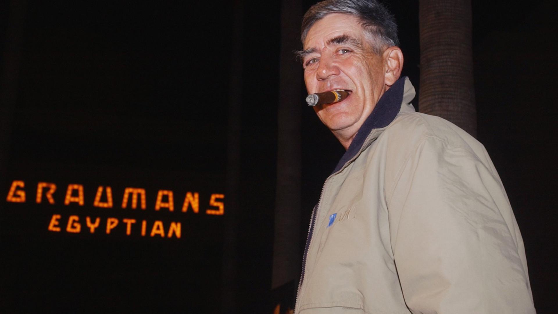 Morreu R. Lee Ermey, o sargento Hartman do filme 'Nascido para Matar'