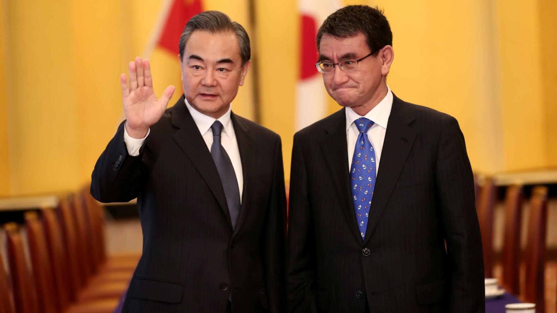Japão e China retomam laços económicos suspensos há quase oito anos