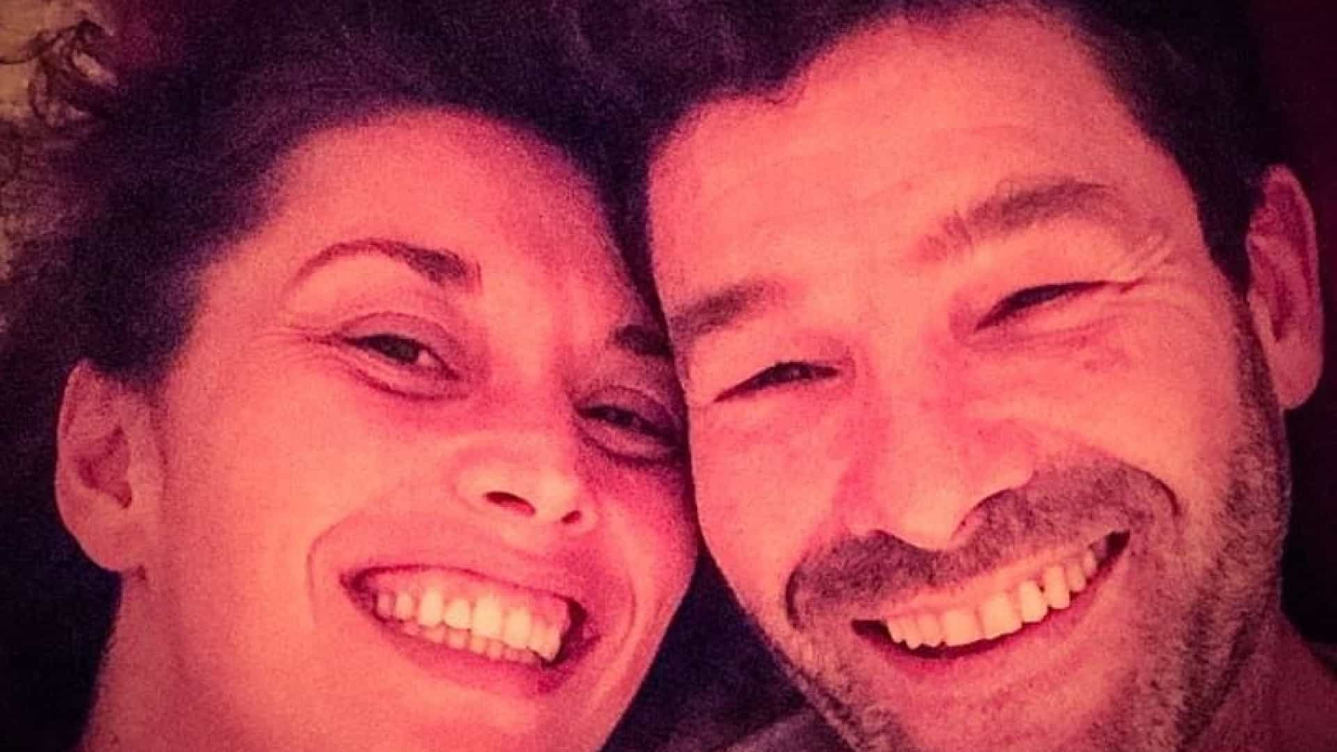 Marcantonio Del Carlo e Iolanda Laranjeiro cada vez mais apaixonados