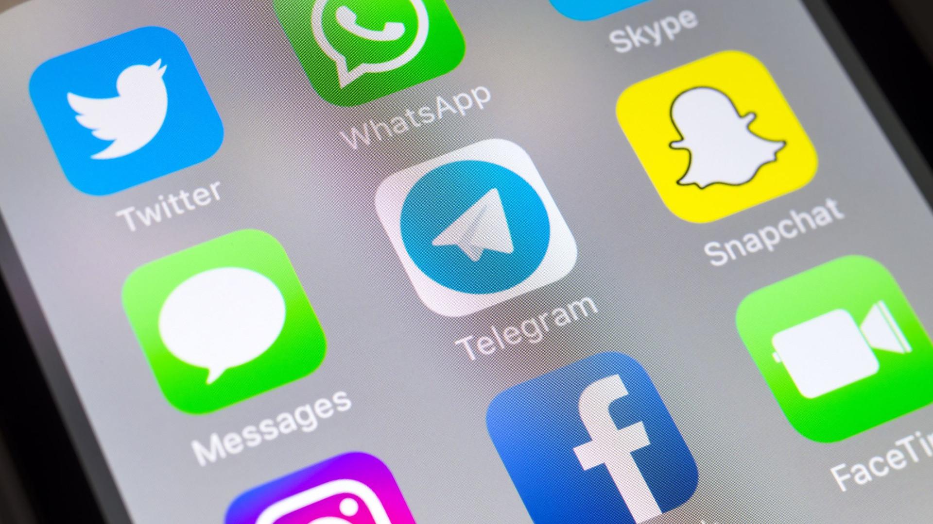 Rússia começa a bloquear Telegram