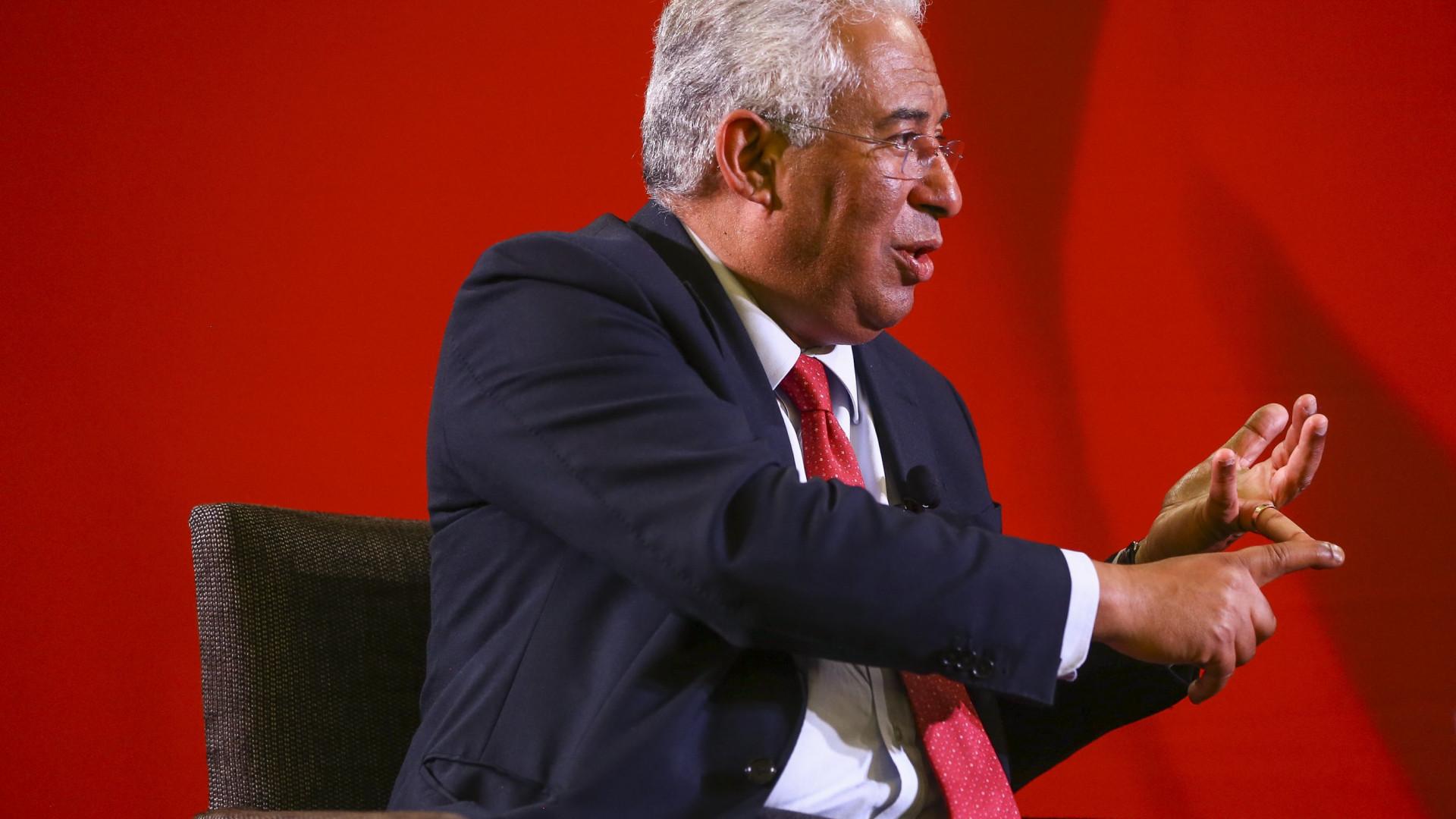 Costa considera que tem de ser reposto o direito internacional na Síria