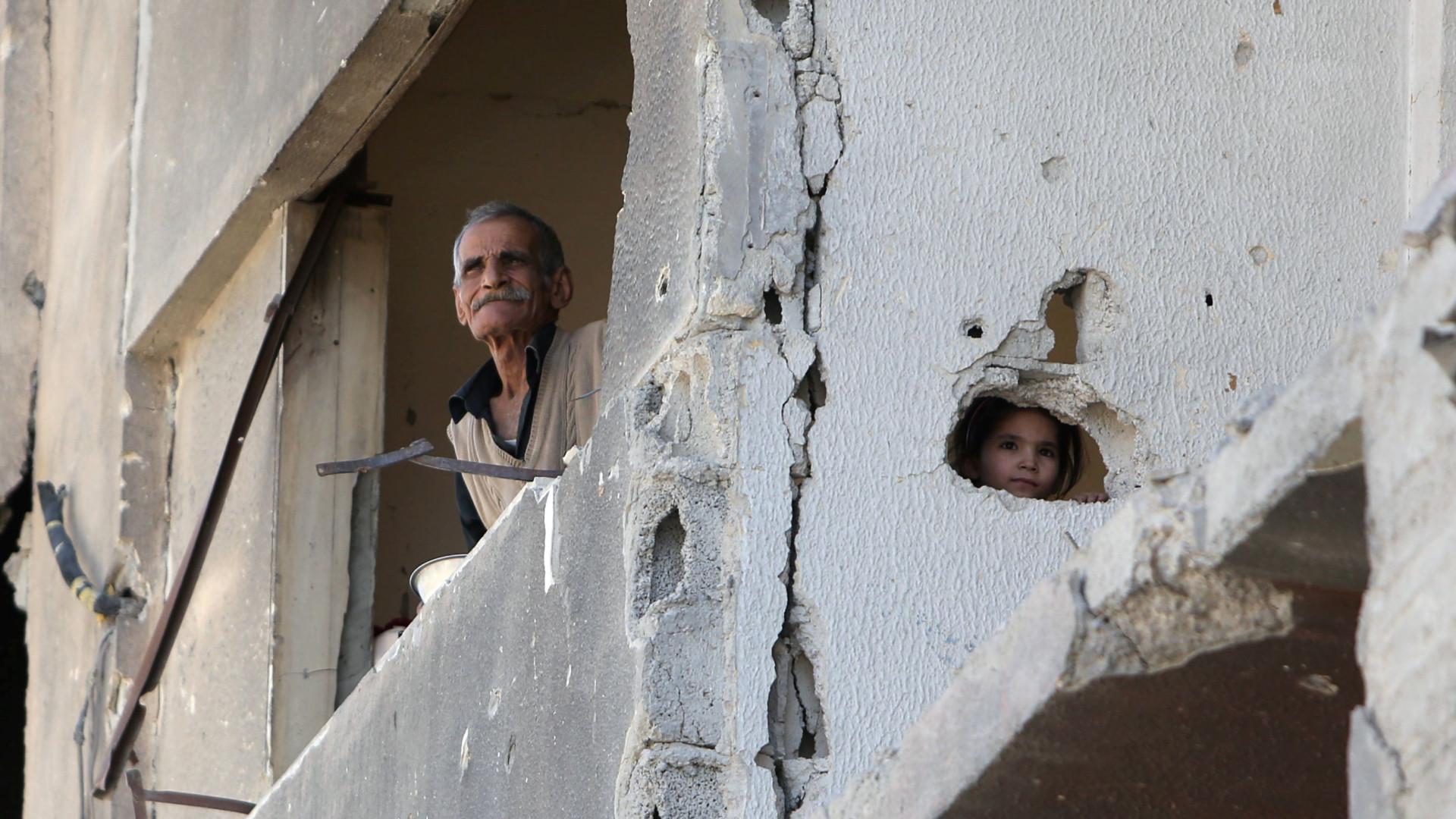 Investigadores da OPAQ terão acesso a Douma na quarta-feira